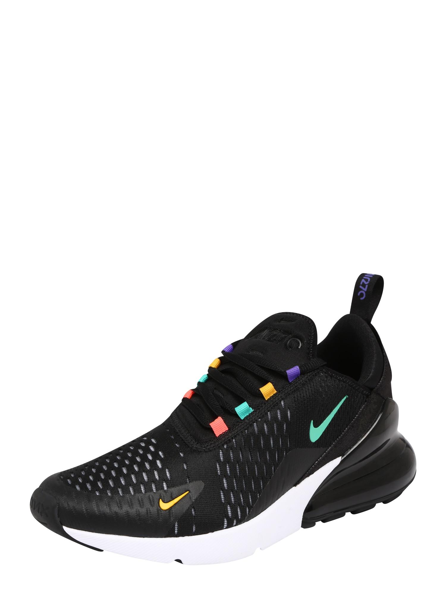 Tenisky Air Max 270 mix barev černá bílá Nike Sportswear