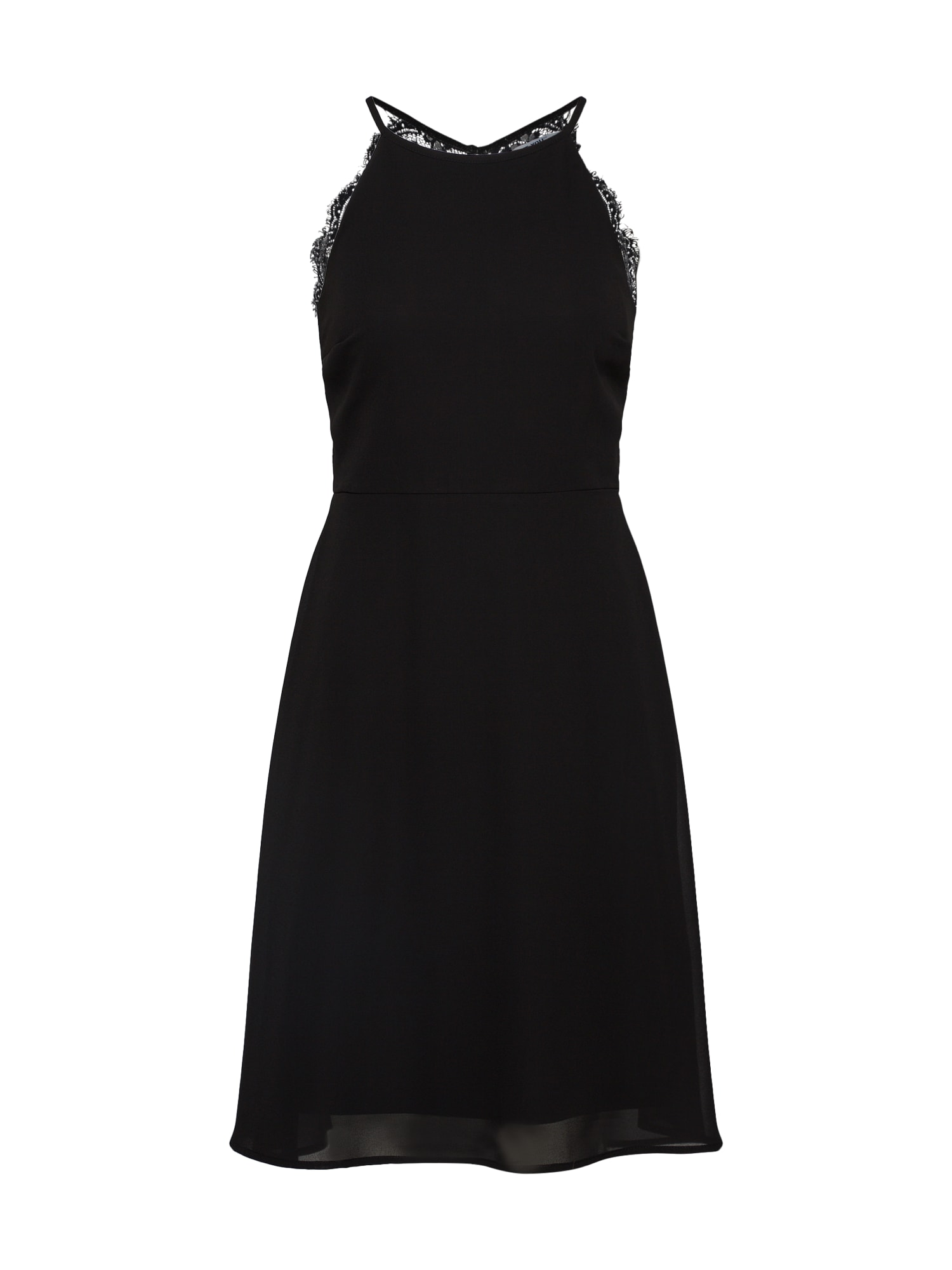 ABOUT YOU Cocktailjurk 'Mireia Dress' zwart
