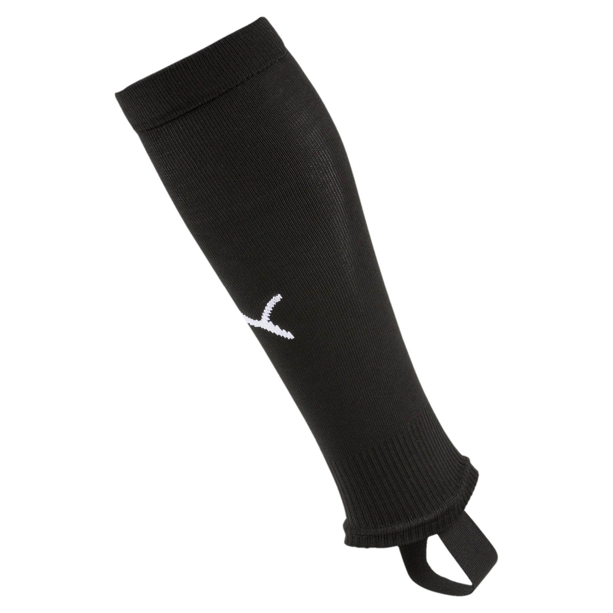 Fußball Socken mit Steg 'Liga'   Sportbekleidung > Funktionswäsche > Fußballsocken   Schwarz   Puma