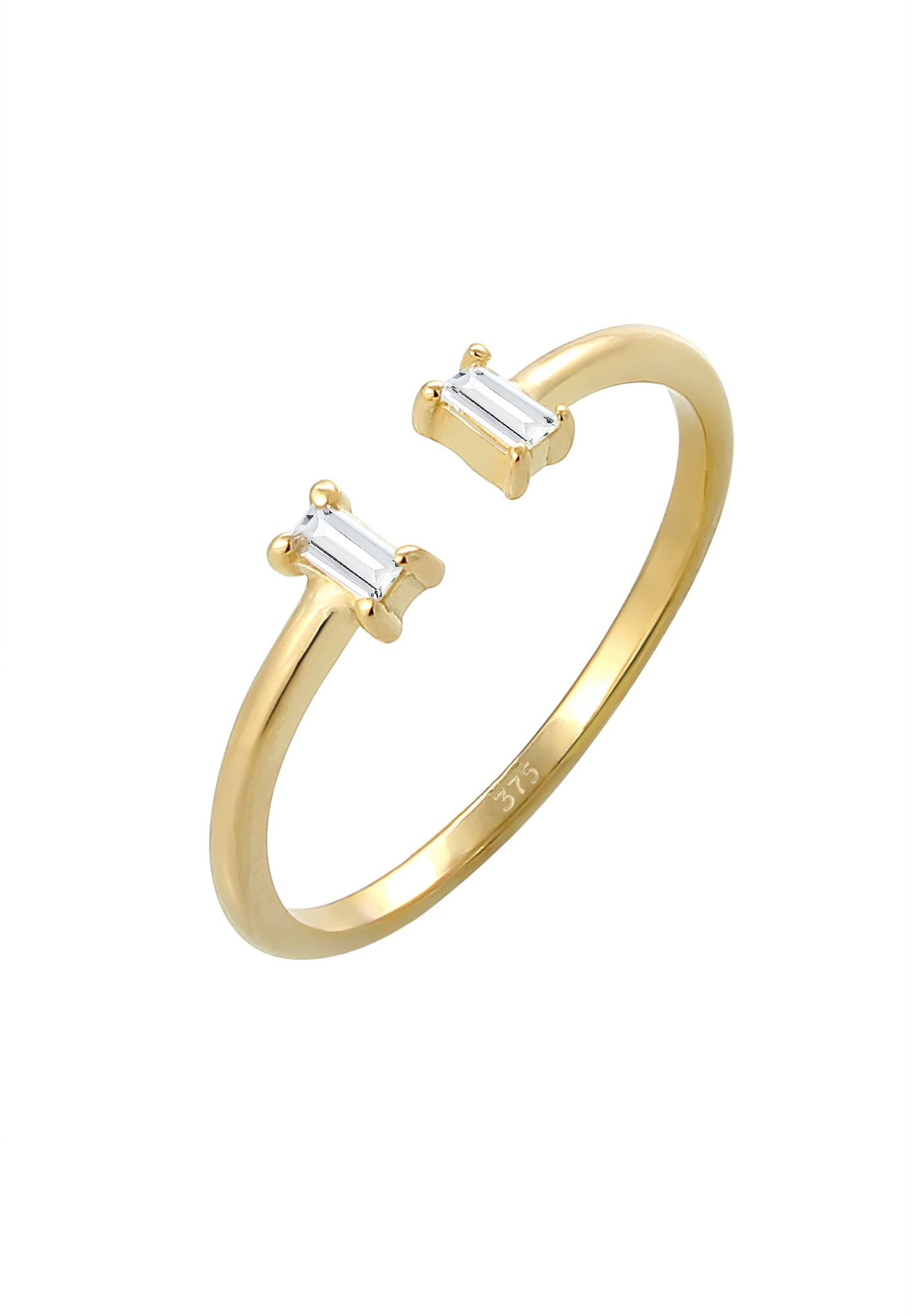 Ring Verlobungsring, open | Schmuck > Ringe > Verlobungsringe | Gold | ELLI PREMIUM