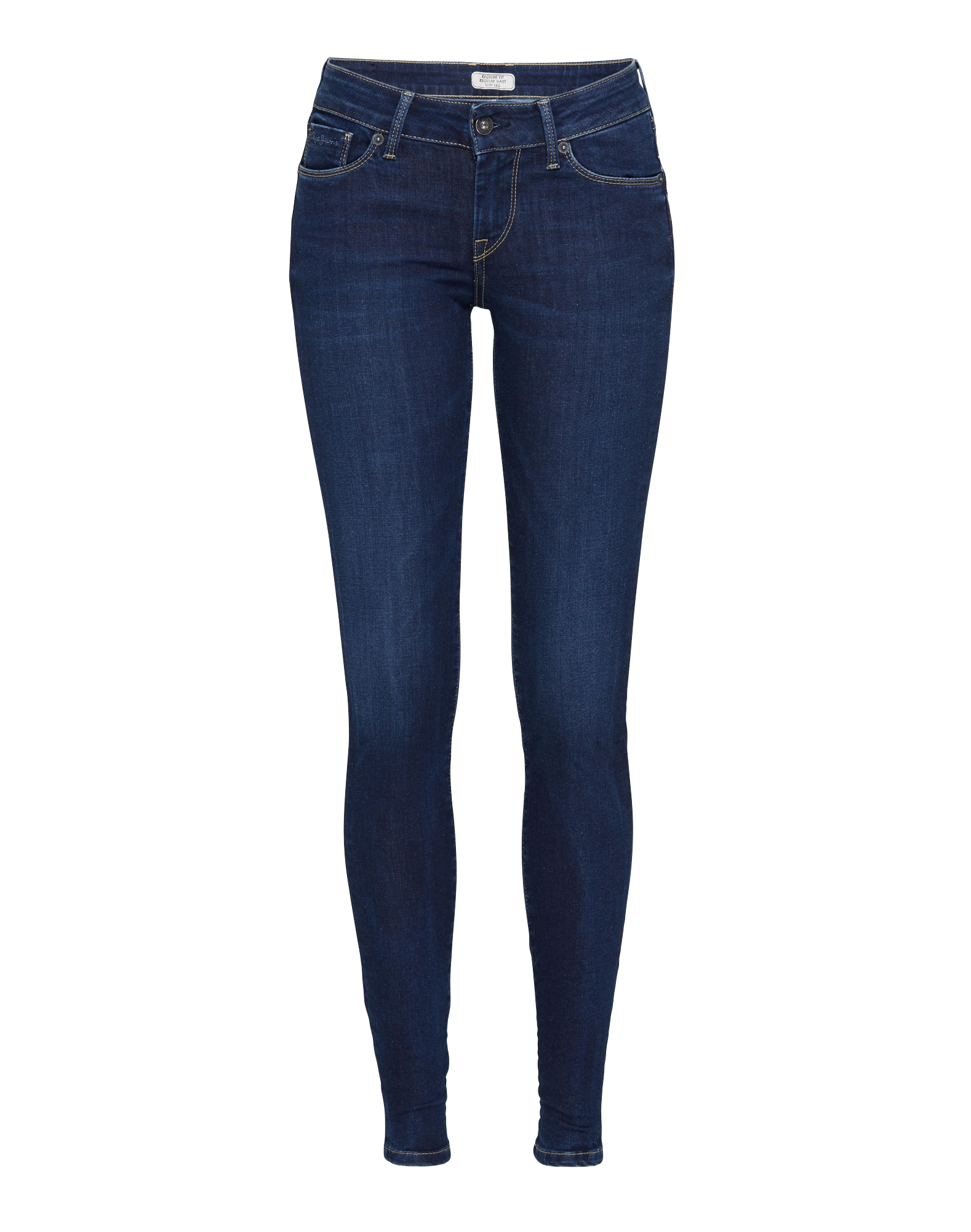 Pepe Jeans Dames Jeans Soho blue denim
