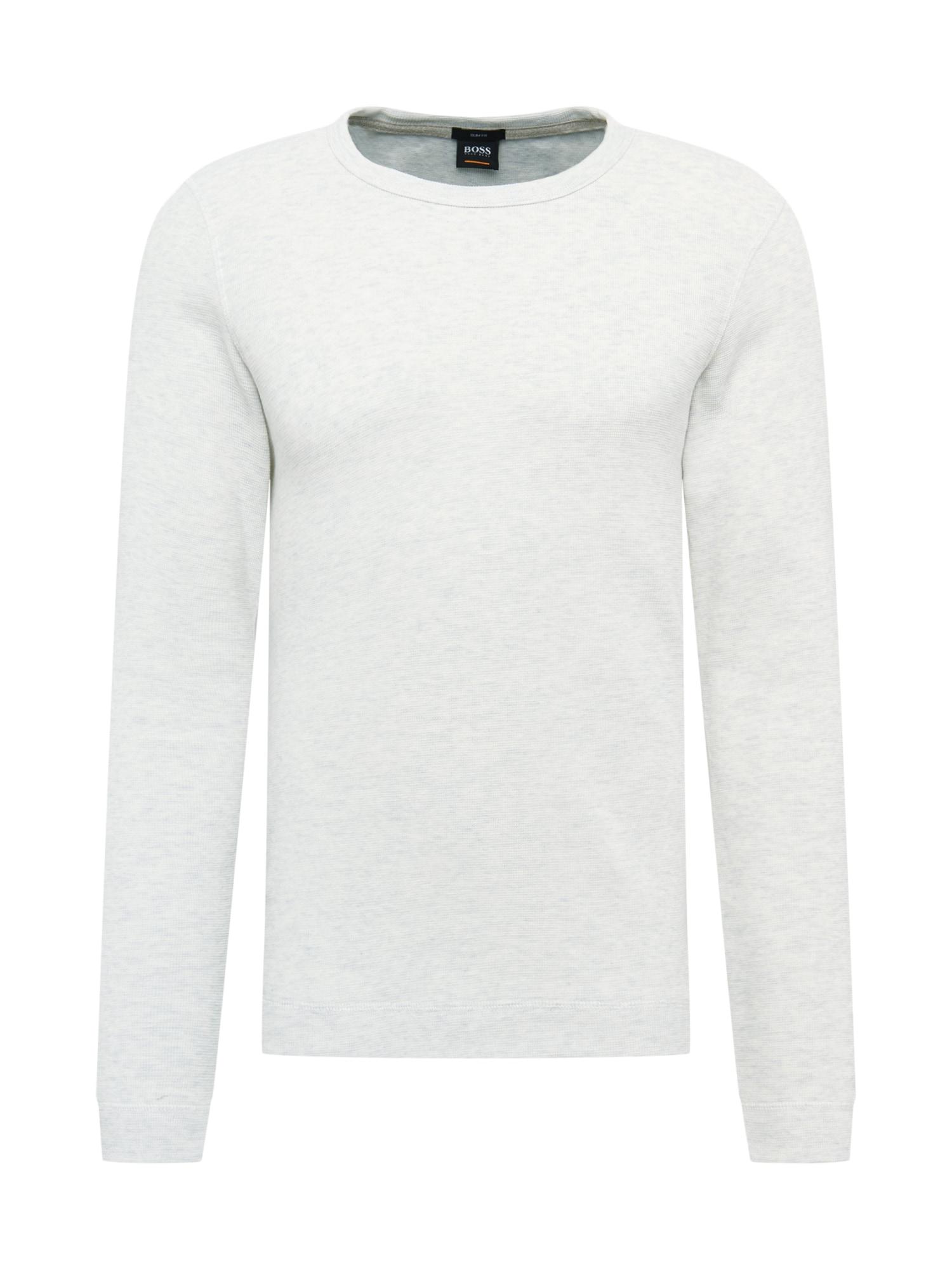 Tričko Tempest přírodní bílá BOSS