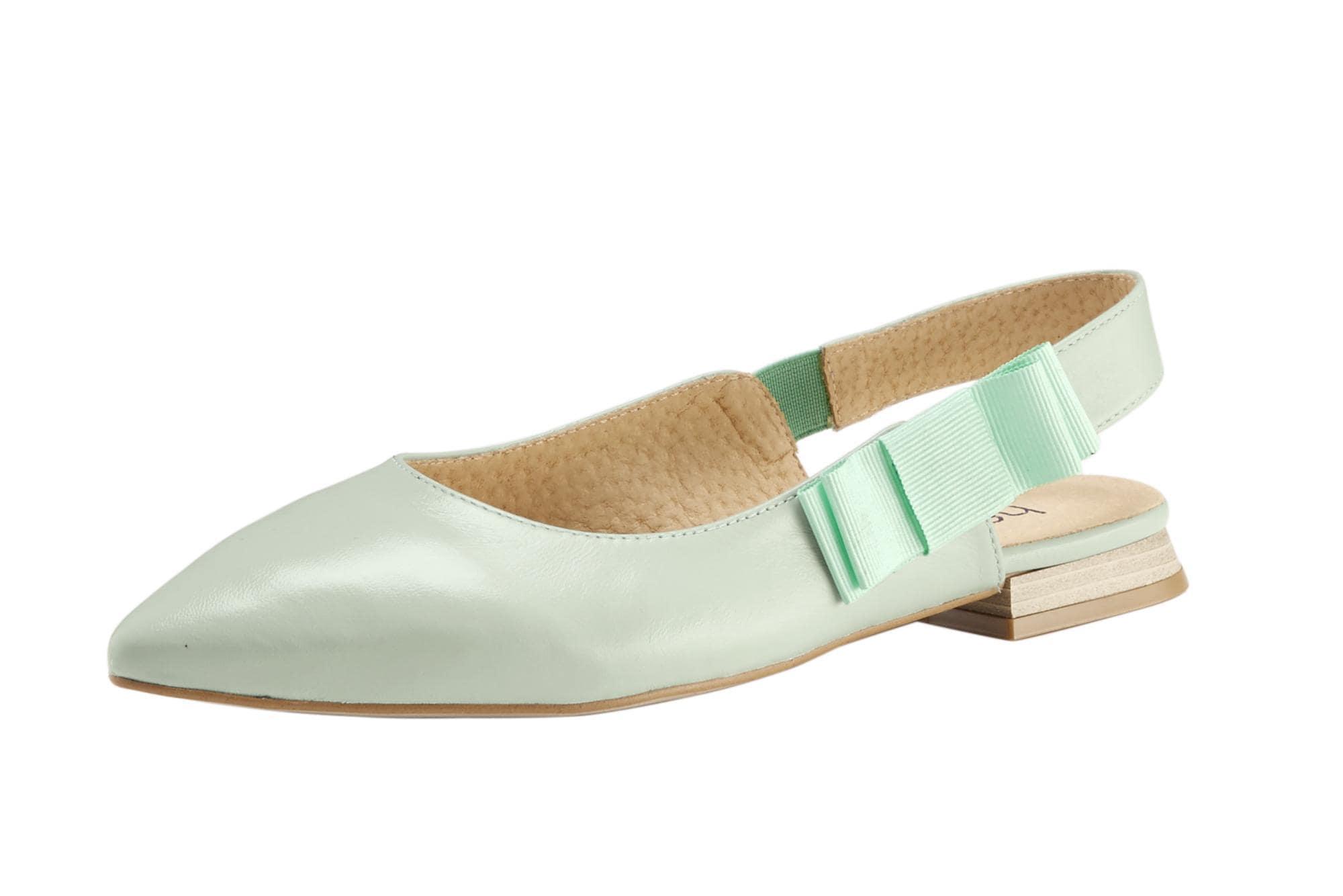 Slingballerina | Schuhe > Ballerinas | Mint | heine