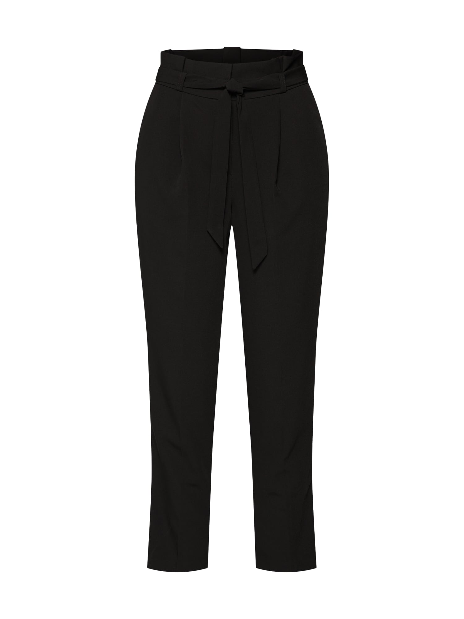 Kalhoty 25.05 WW NAPLES PIPED SIDE OLIVIA TRS P178 černá NEW LOOK