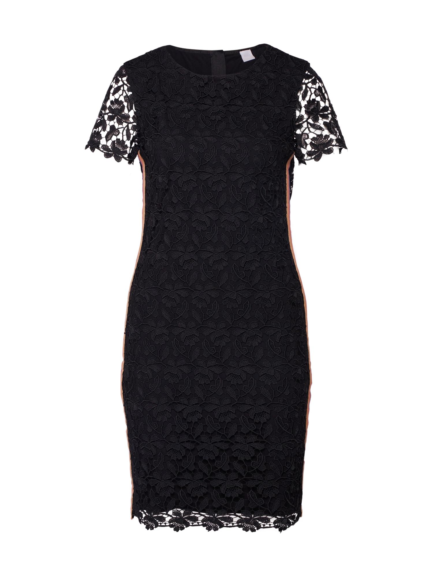 Šaty Daruch 1 černá BOSS