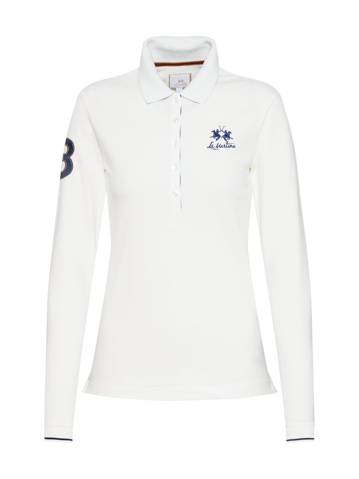 Tričko bílá La Martina