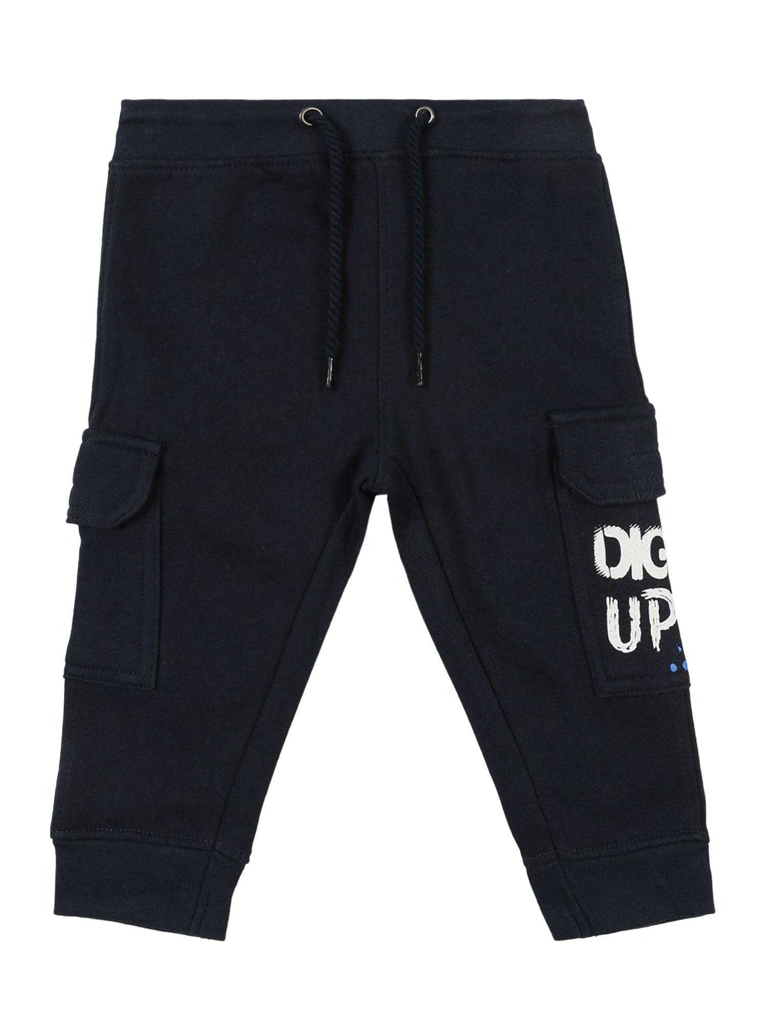 BLUE SEVEN Kalhoty 'Mini Kn Sweathose'  tmavě modrá
