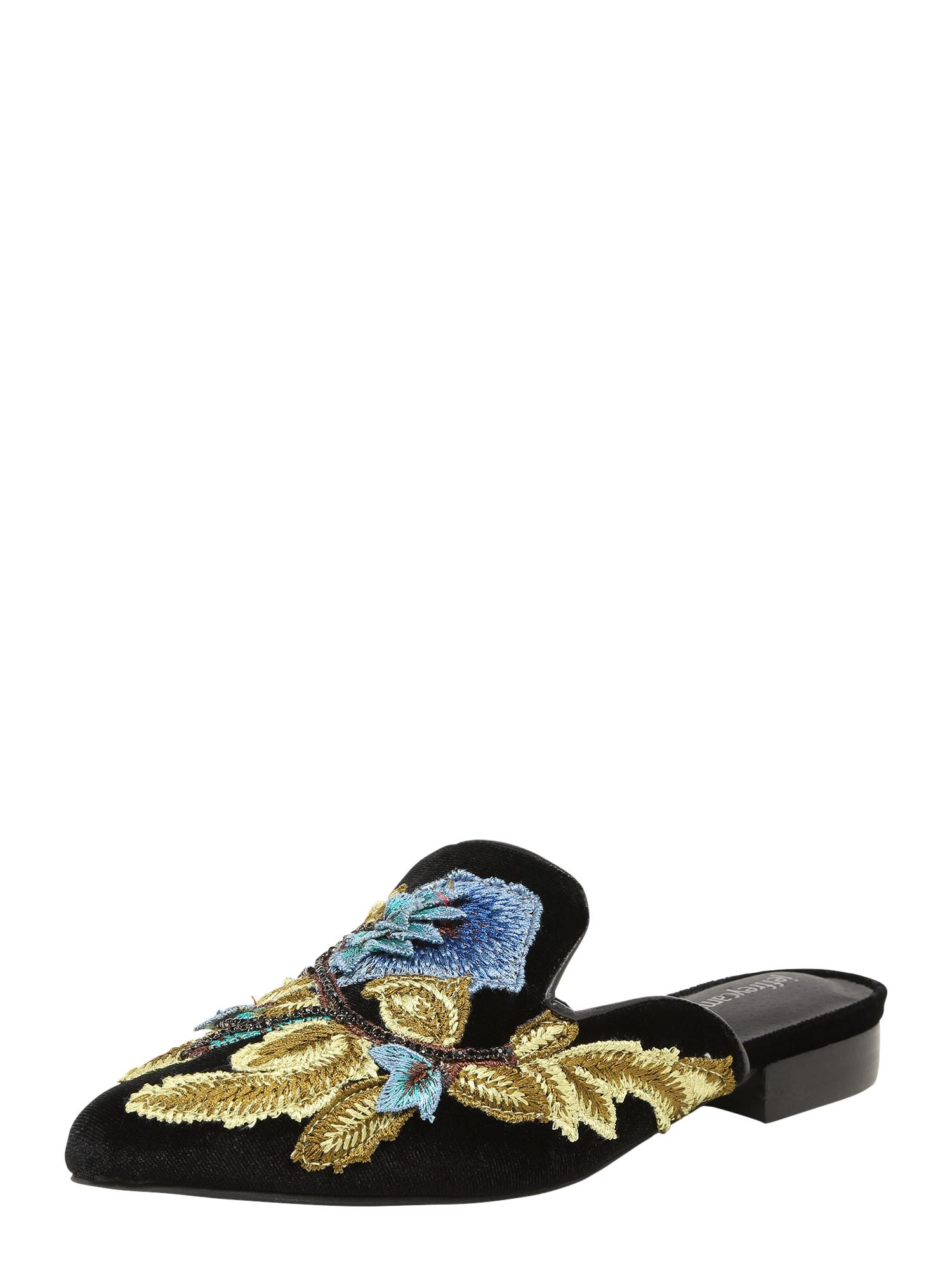 Pantofle CLAES černá Jeffrey Campbell