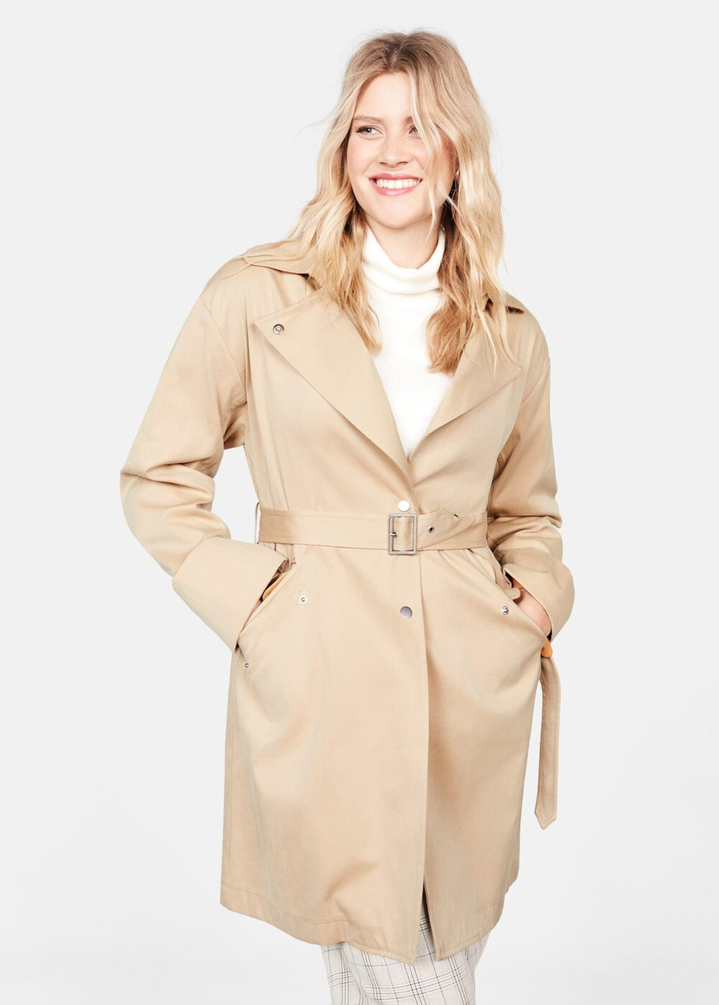 violeta by mango - Trenchcoat 'London'