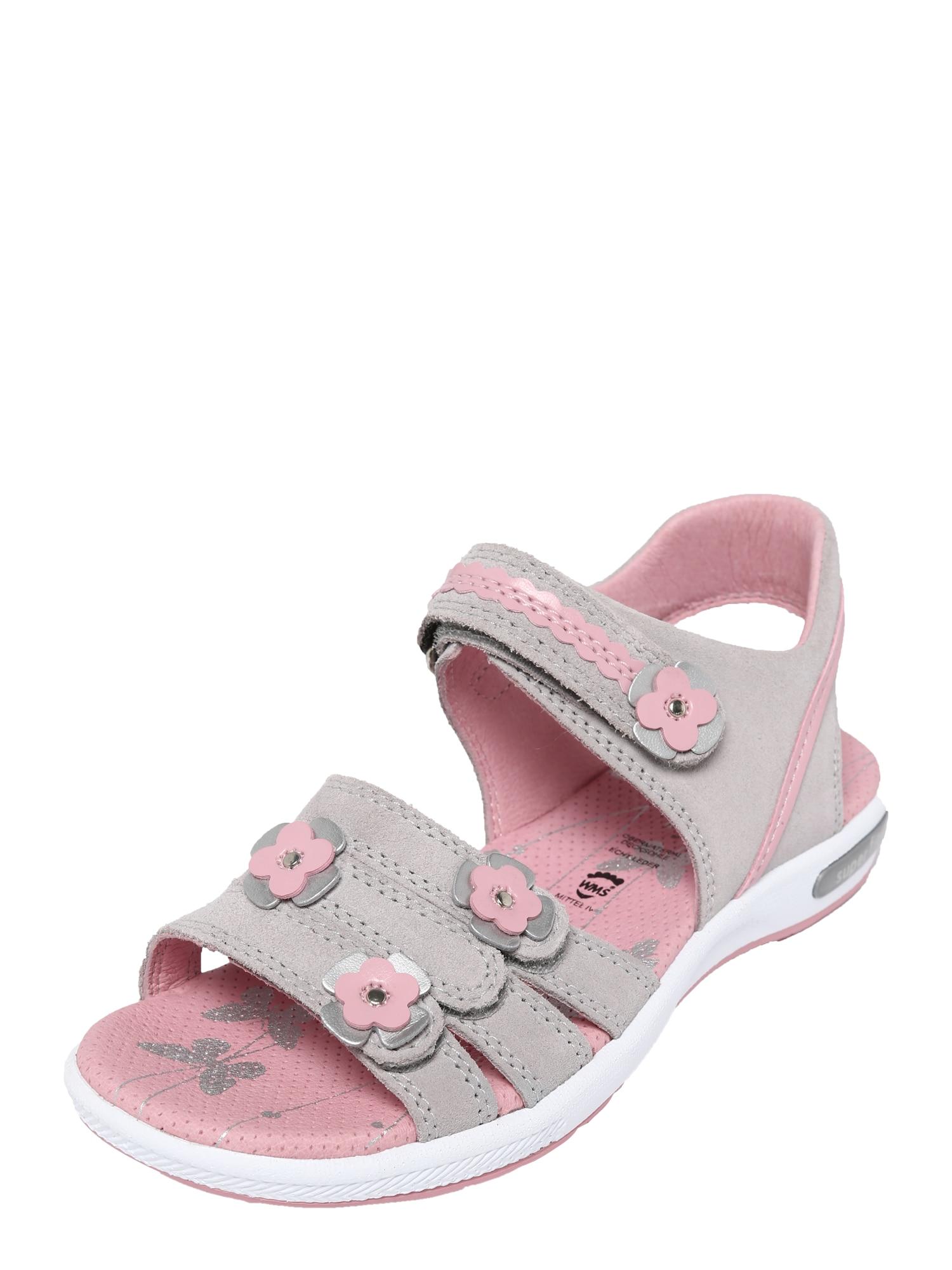 Sandály EMILY růžová SUPERFIT