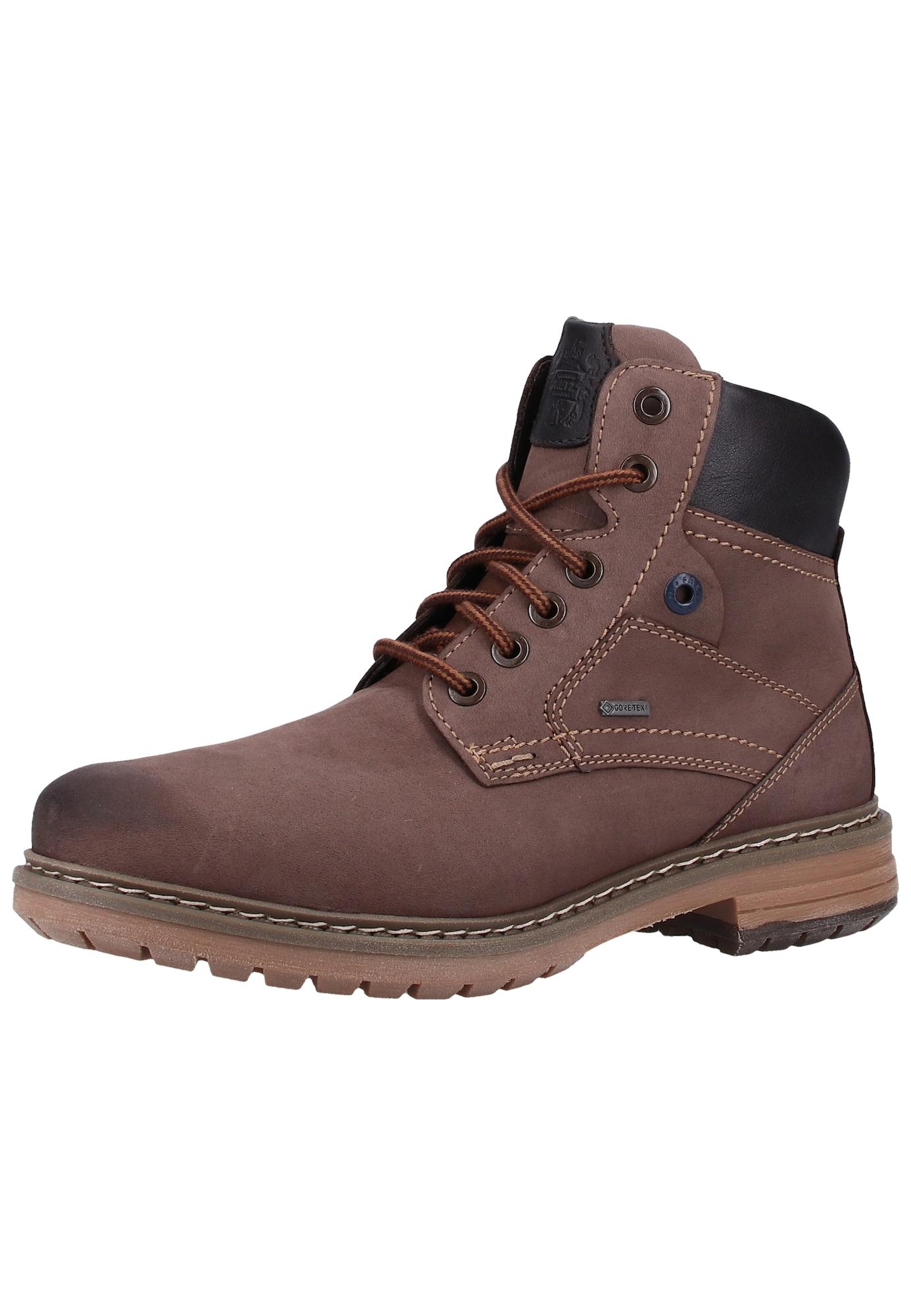 Stiefelette   Schuhe > Boots > Stiefel   Fretz Men
