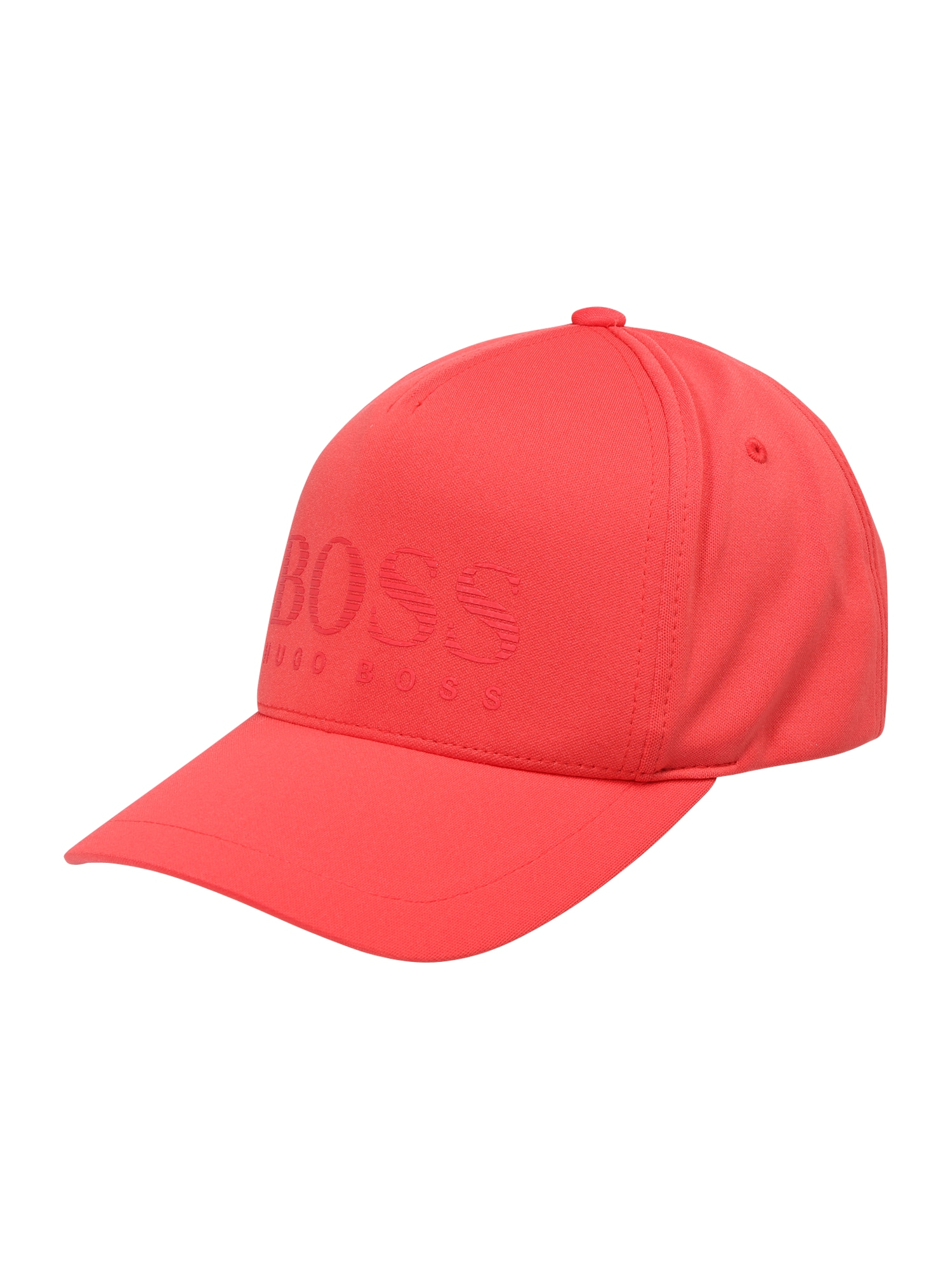 Kšiltovka červená BOSS
