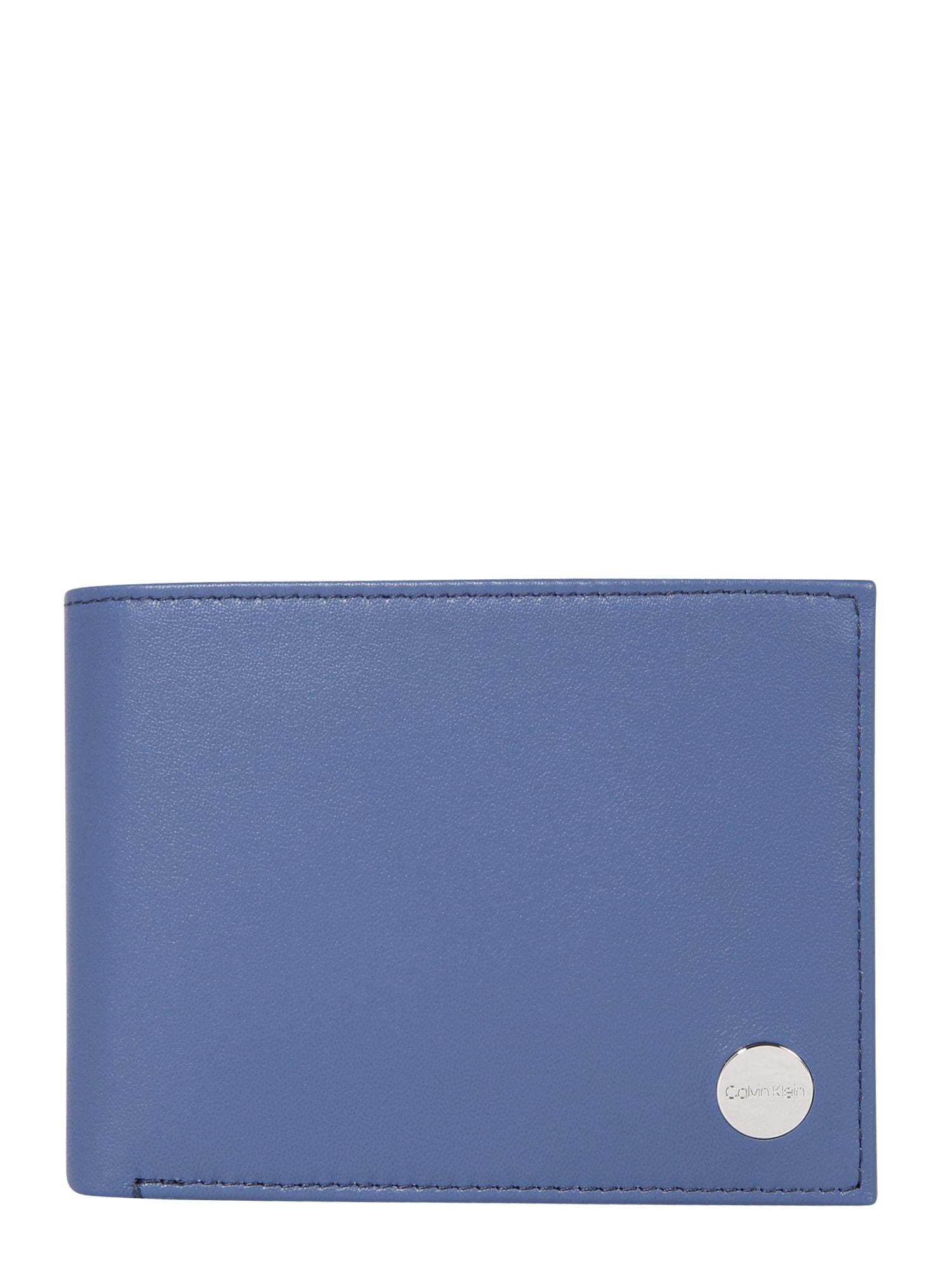 Peněženka modrá Calvin Klein