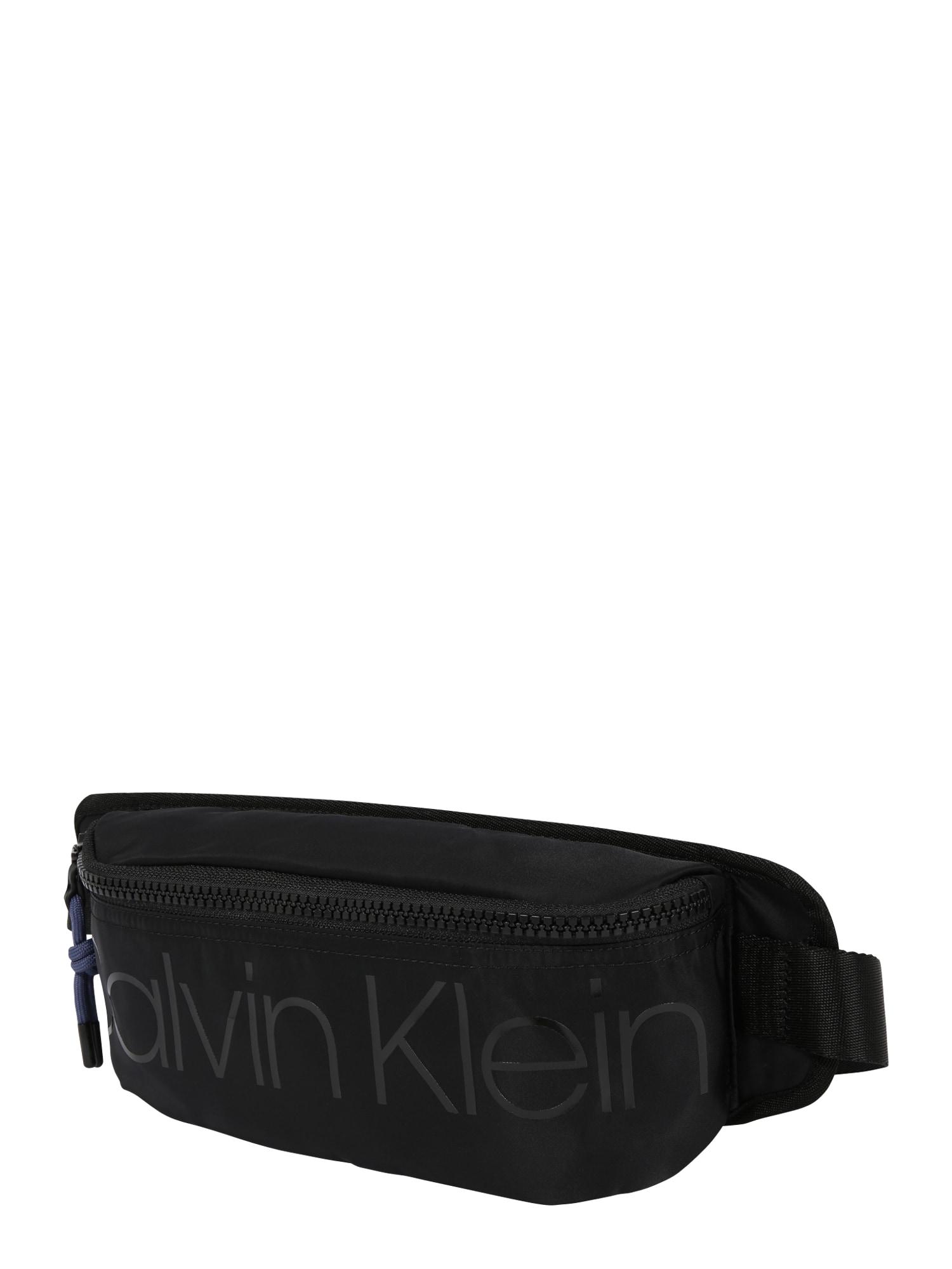 Ledvinka černá Calvin Klein