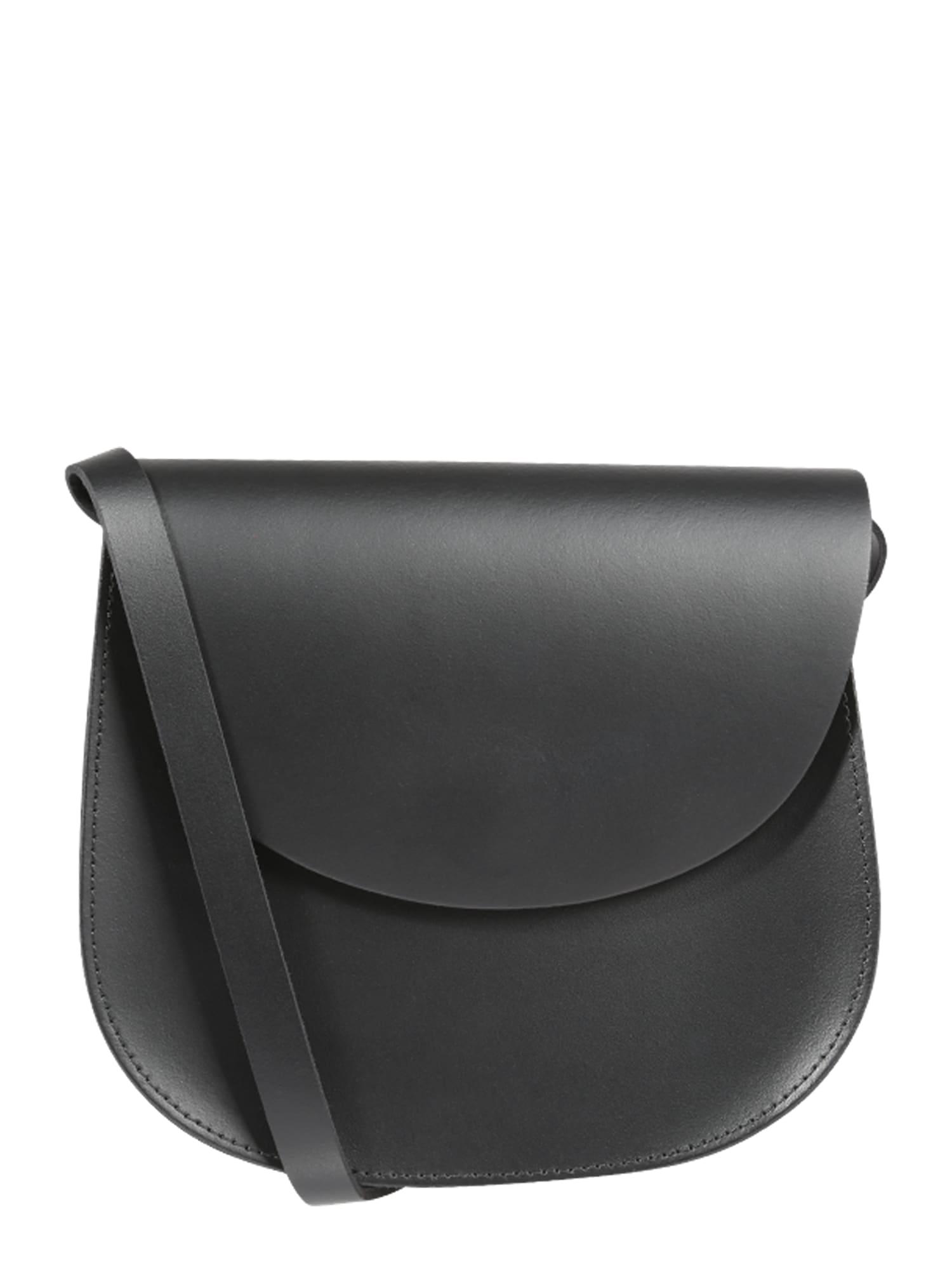 Taška přes rameno PALMA SADDLE OVER černá VERO MODA
