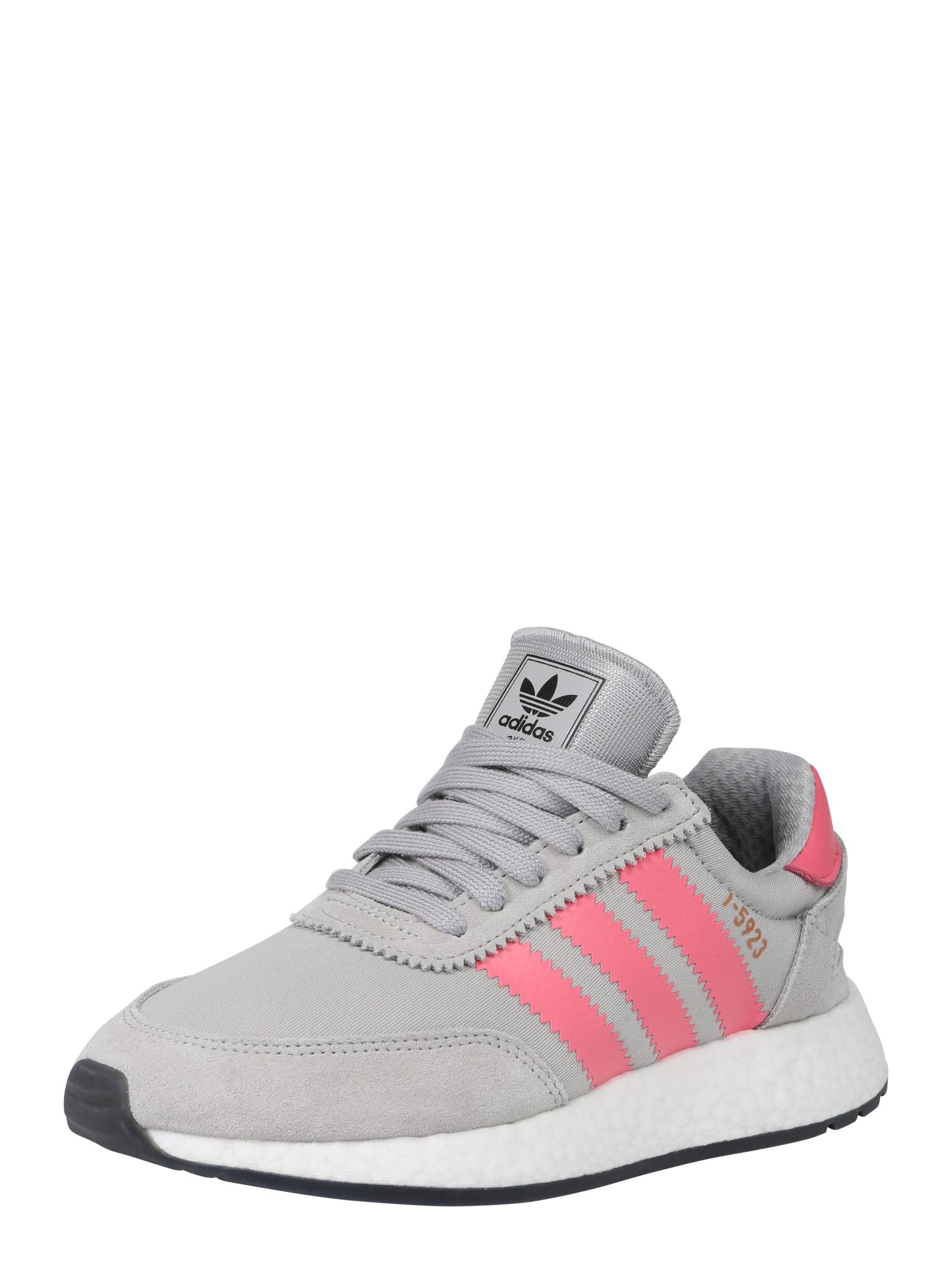 Tenisky šedá pink ADIDAS ORIGINALS