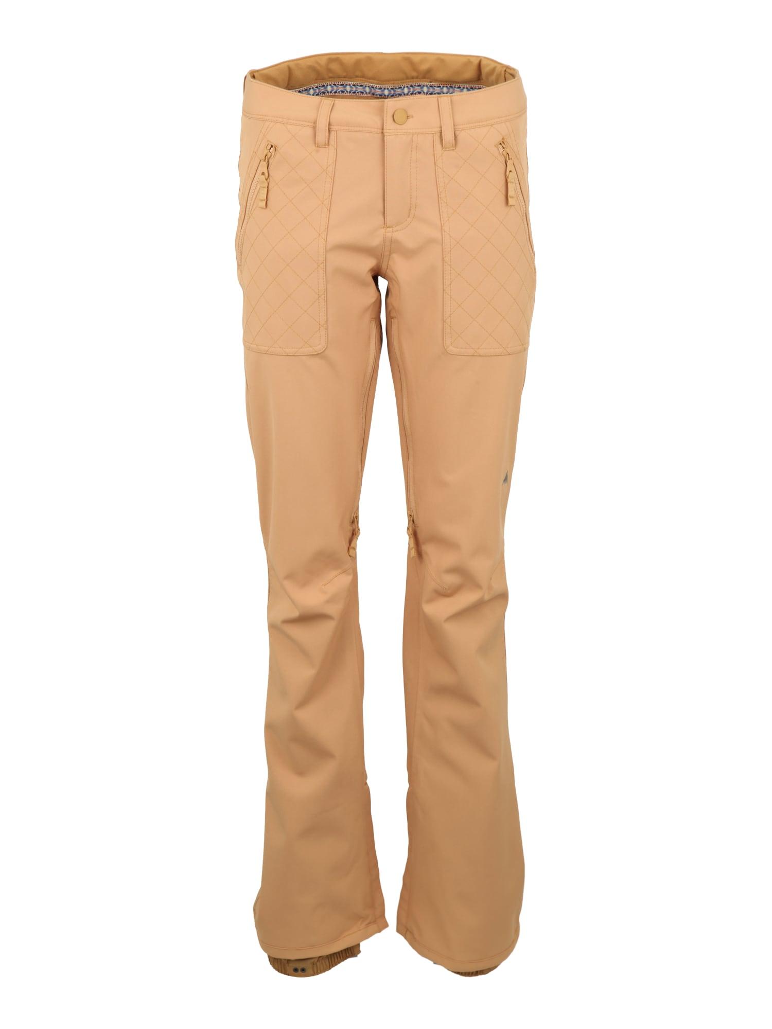 Outdoorové kalhoty VIDA světle hnědá BURTON