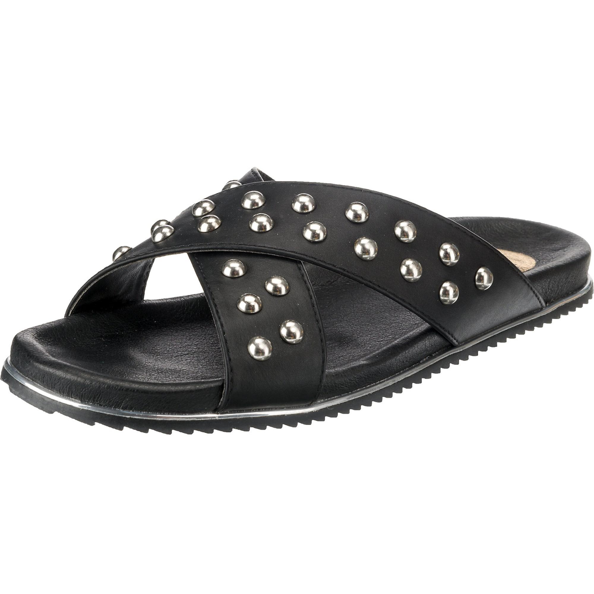 Pantofle černá BUFFALO