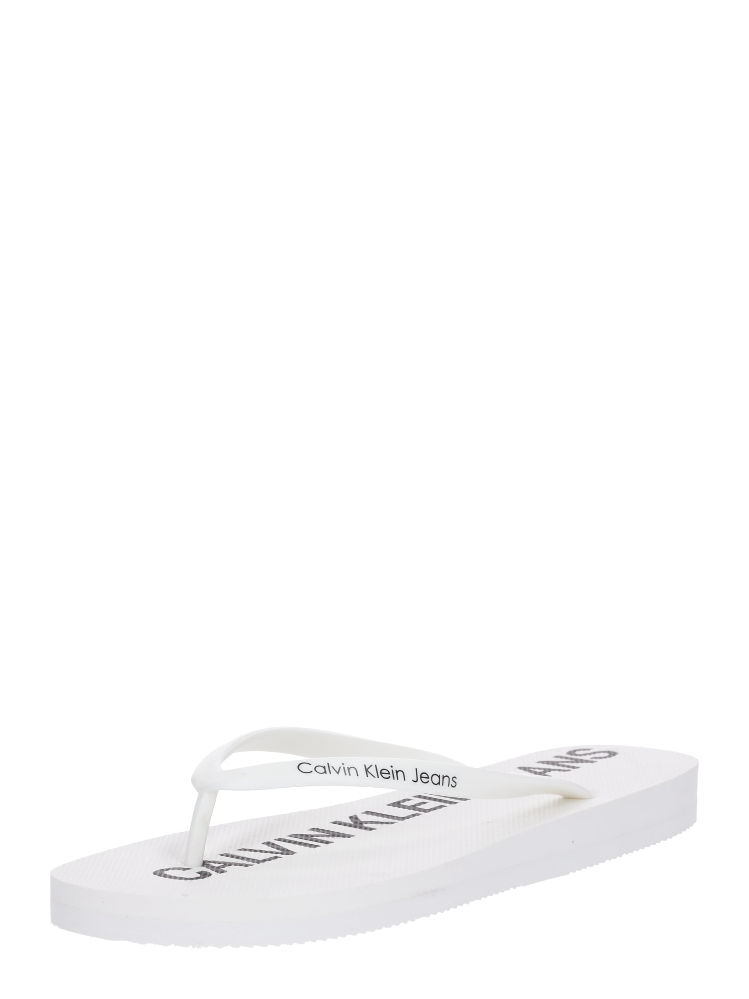 Calvin Klein Jeans Žabky 'Dori'  biela