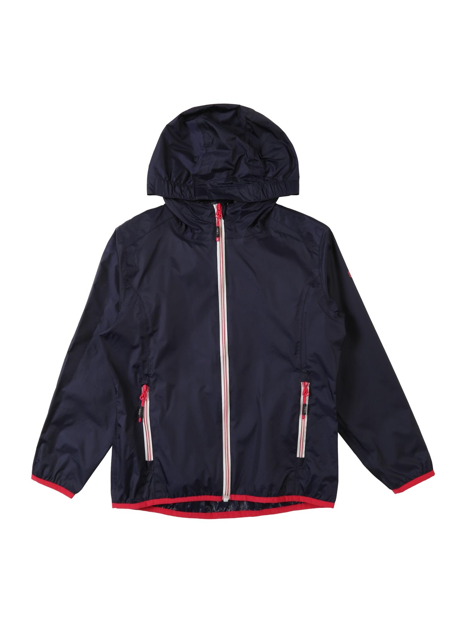 Funkční bunda námořnická modř pink CMP