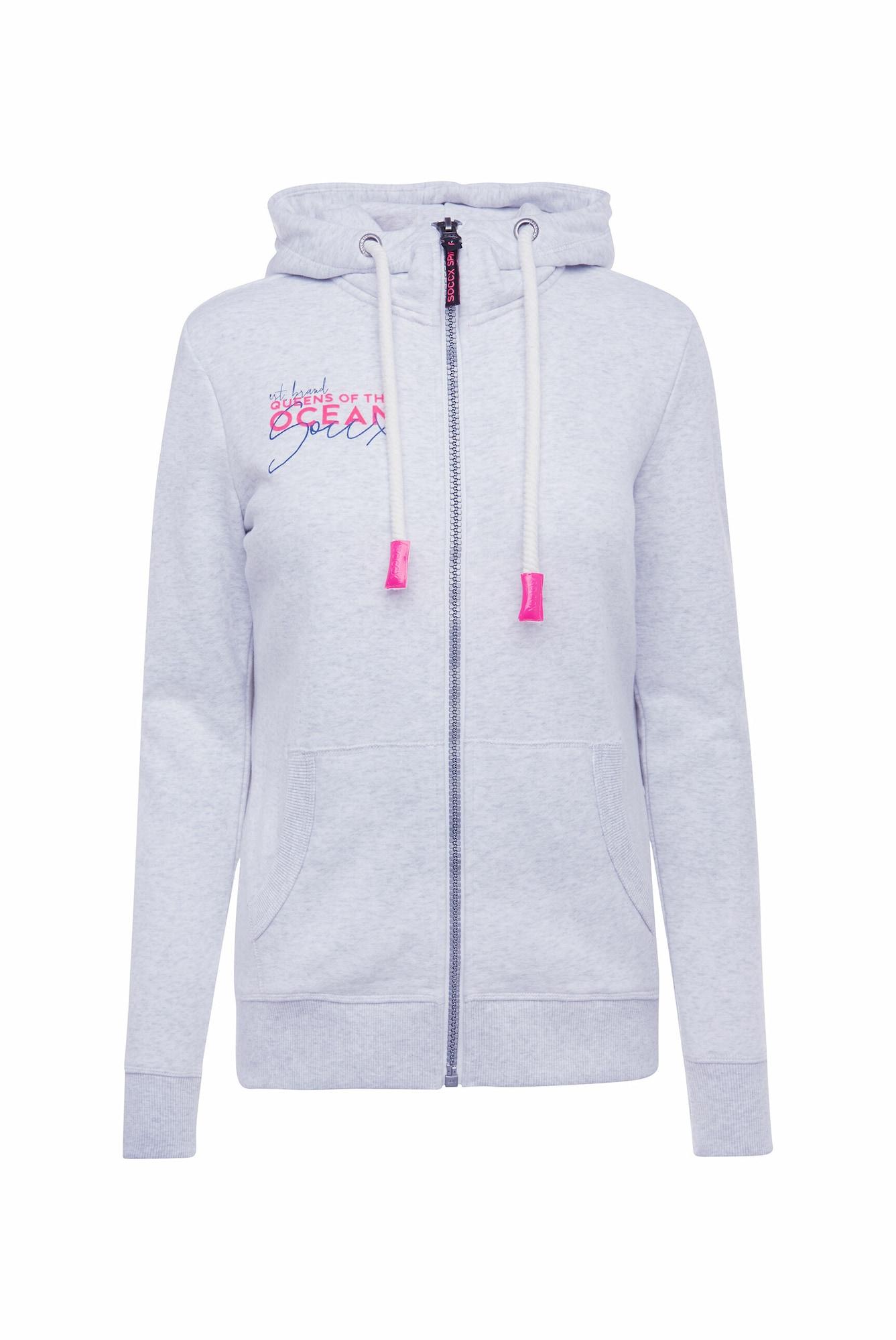 Sweatjacke | Bekleidung > Sweatshirts & -jacken > Sweatjacken | Soccx