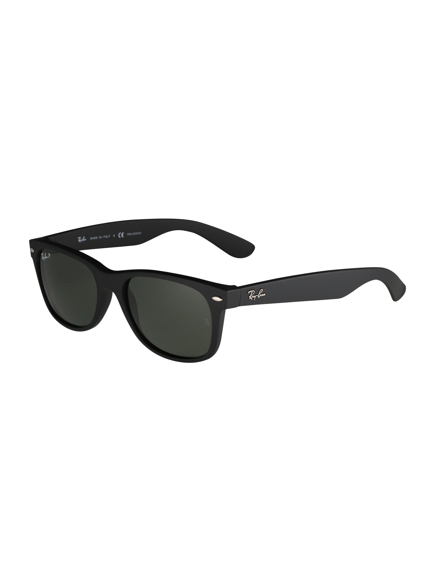 Sluneční brýle NEW WAYFARER černá Ray-Ban