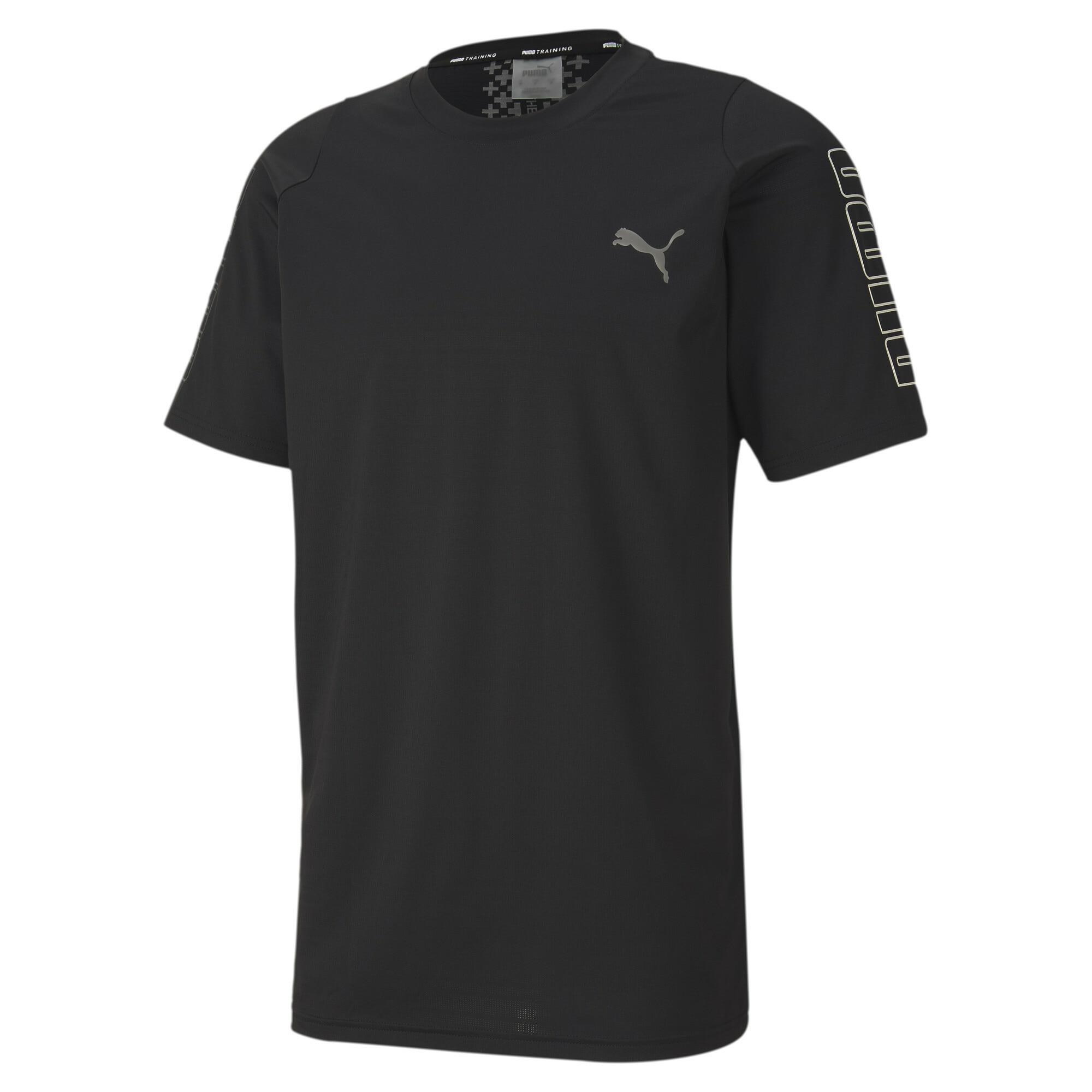 PUMA Funkčné tričko 'Power THERMO R+'  čierna