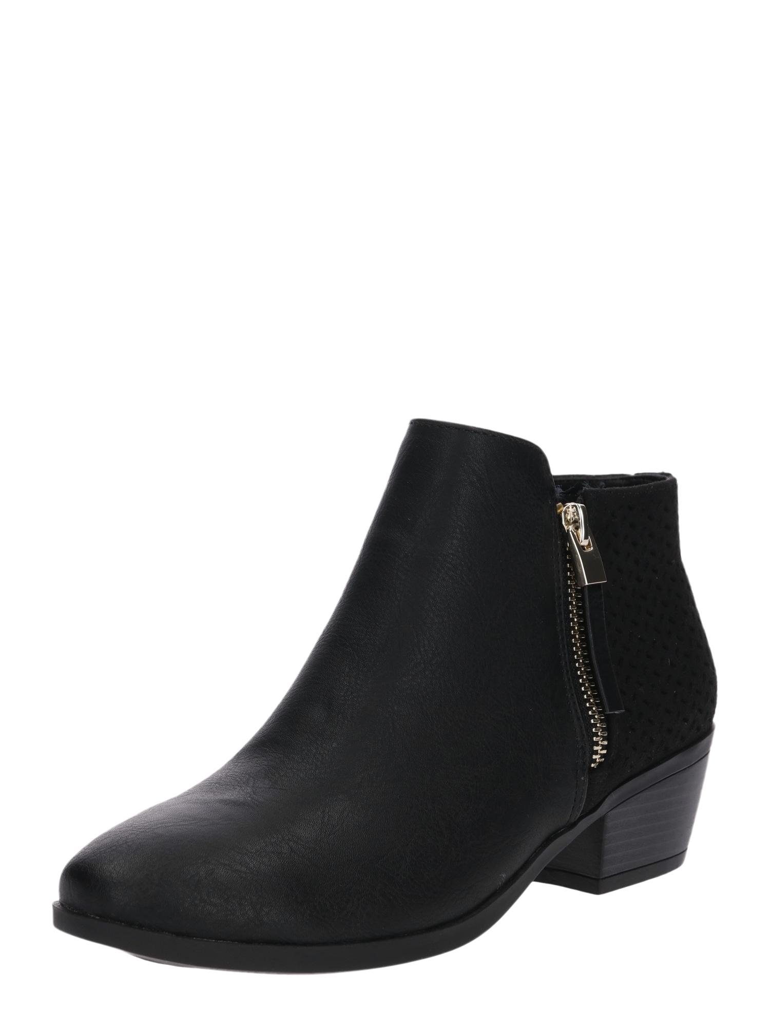 Kotníkové boty MITRARIA černá CALL IT SPRING