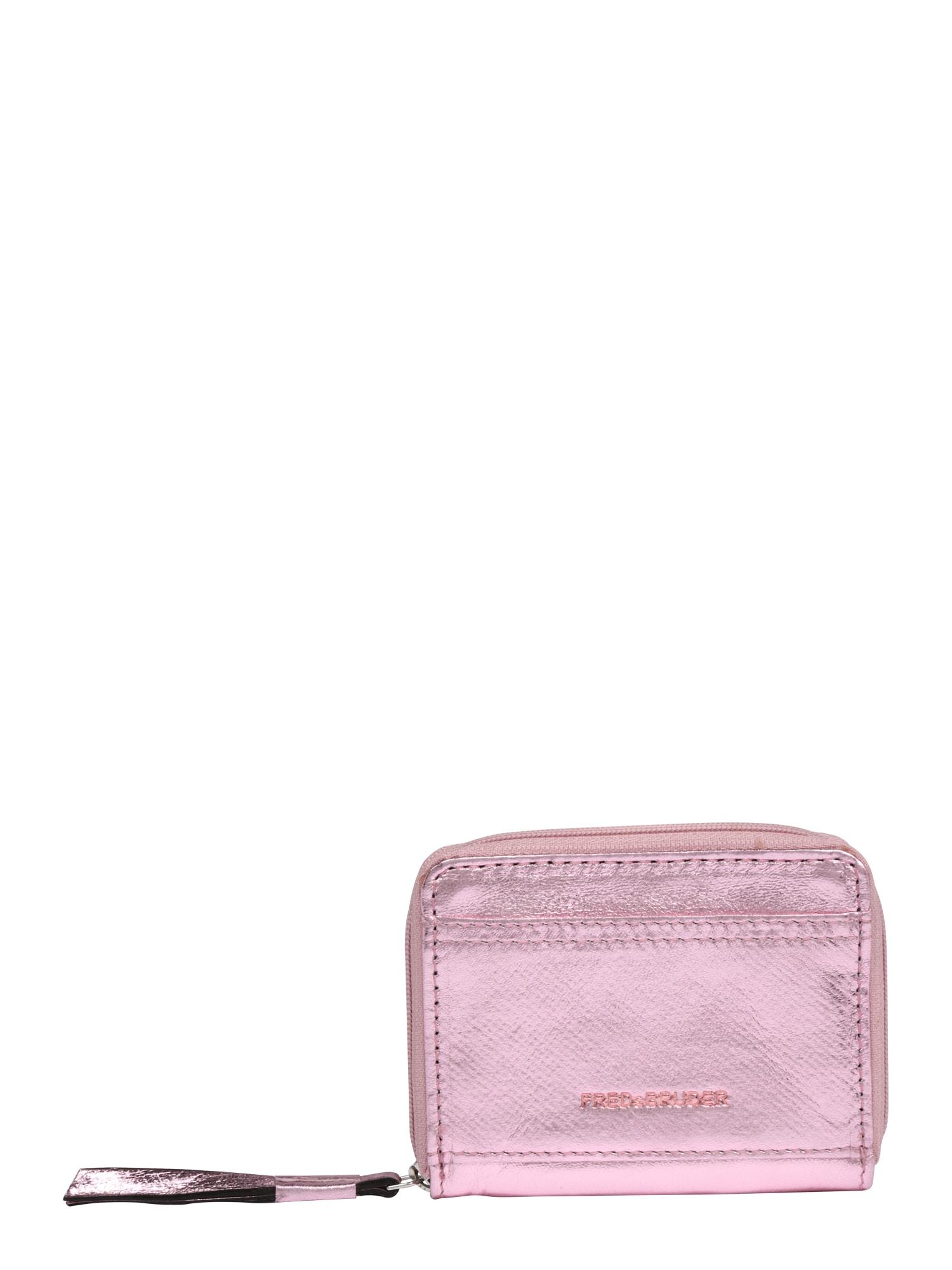 Peněženka Coin Pocket růžová FREDsBRUDER