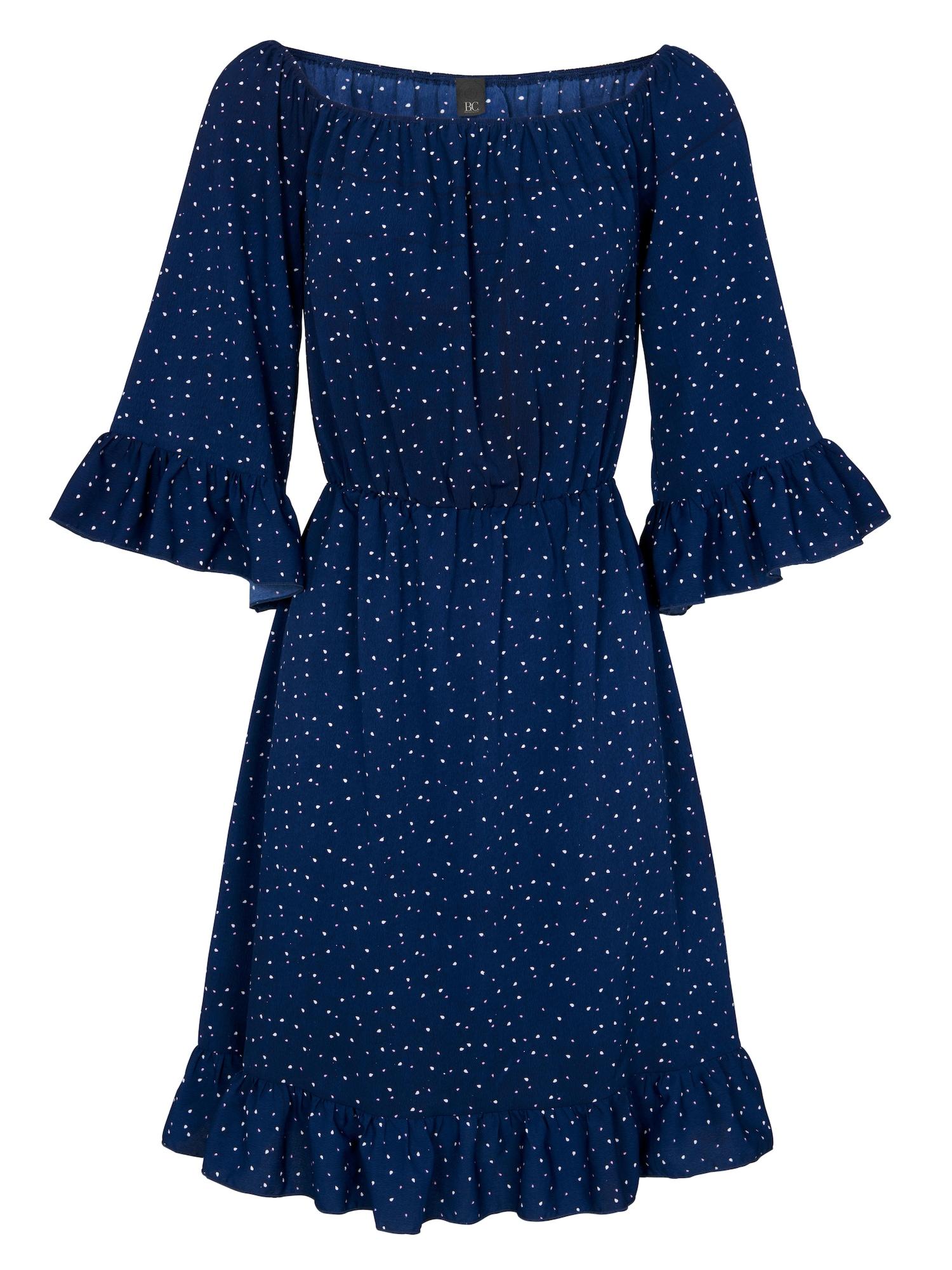 Letní šaty marine modrá Heine