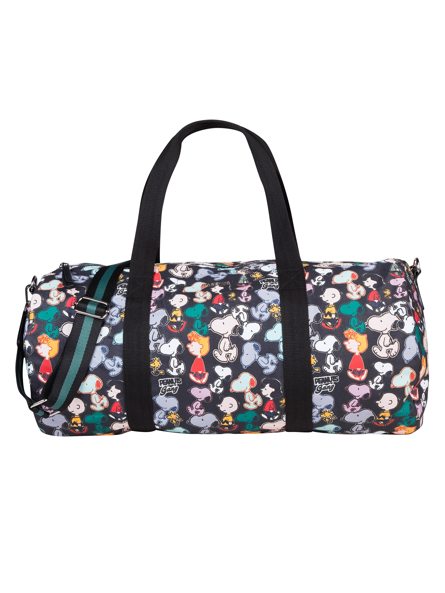 Cestovní taška X PEANUTS mix barev černá CODELLO