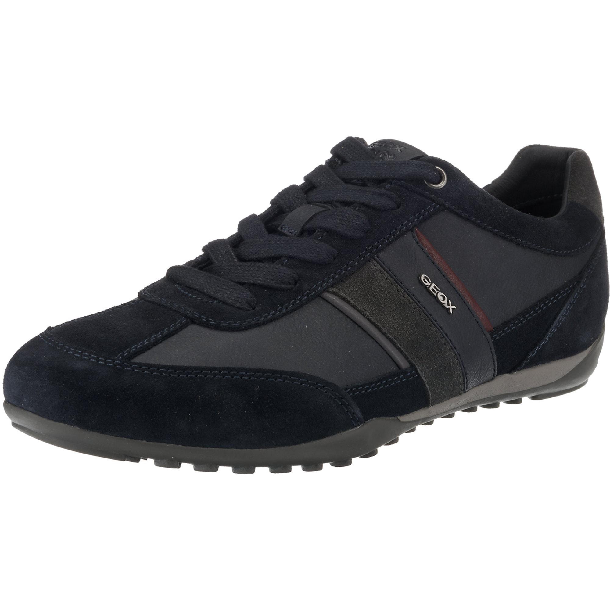 Sneakers 'U WELLS C' | Schuhe > Sneaker > Sneaker low | Schwarz | Geox