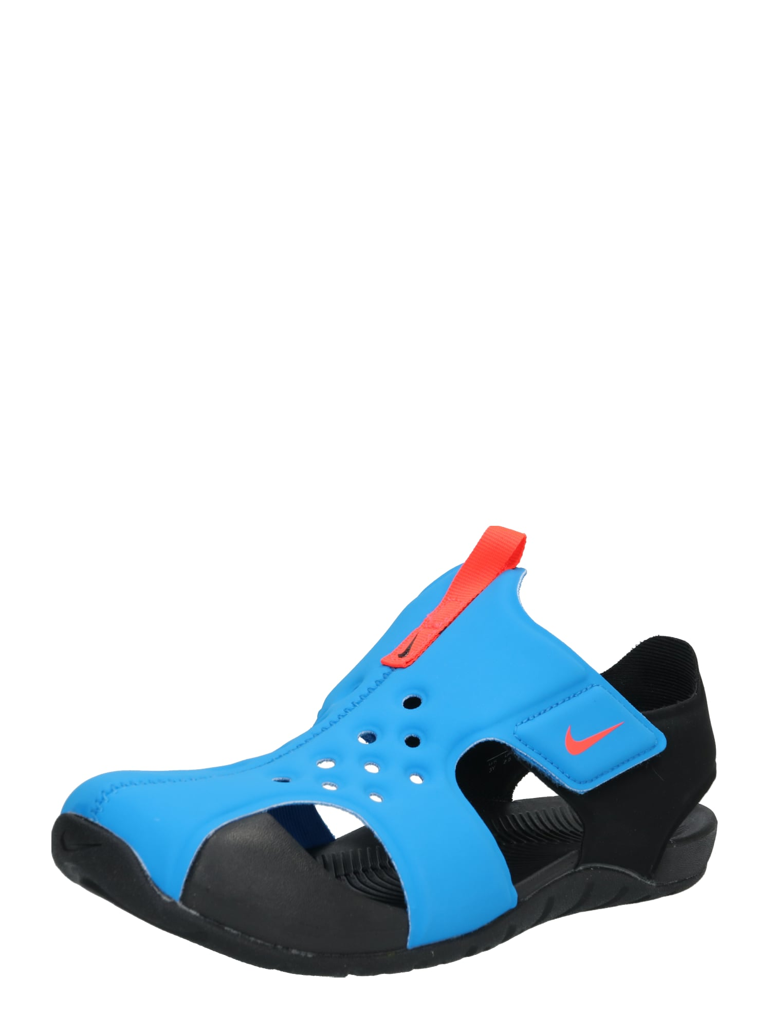 Otevřená obuv Nike Sunray Protect 2 (PS) Preschool Sandal modrá Nike Sportswear