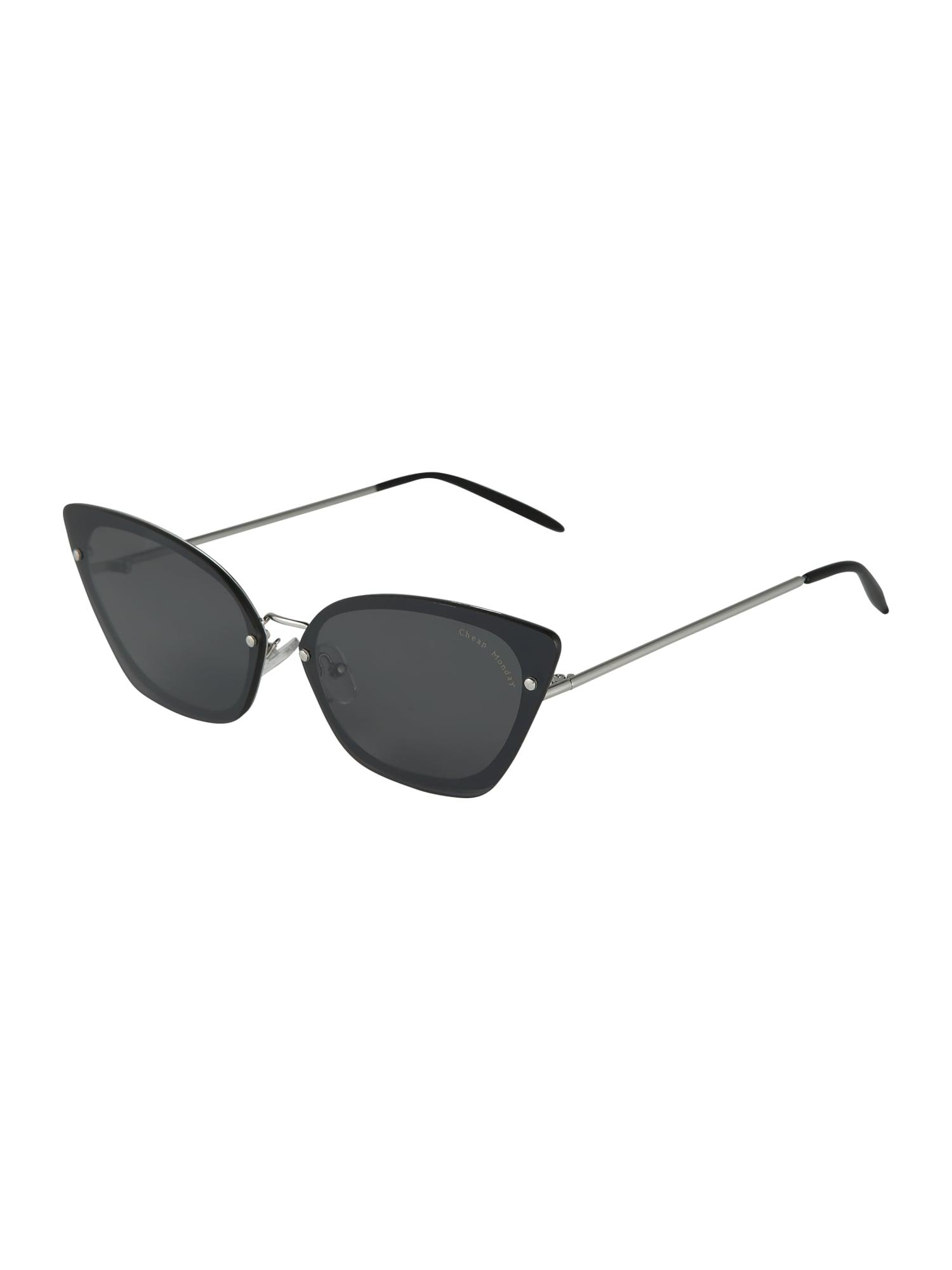 Sluneční brýle Scorn černá CHEAP MONDAY