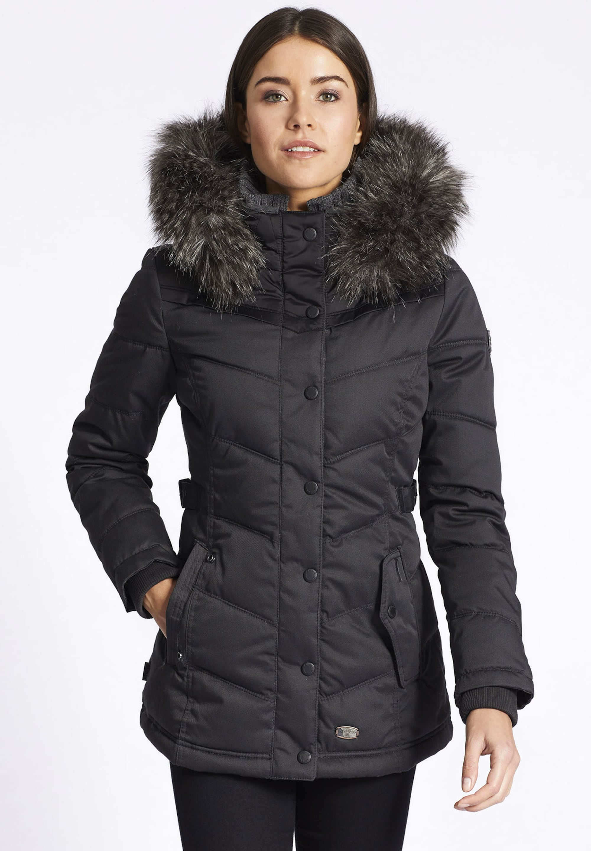 Winterjas 'WINSEN II WITH RIB COLLAR'