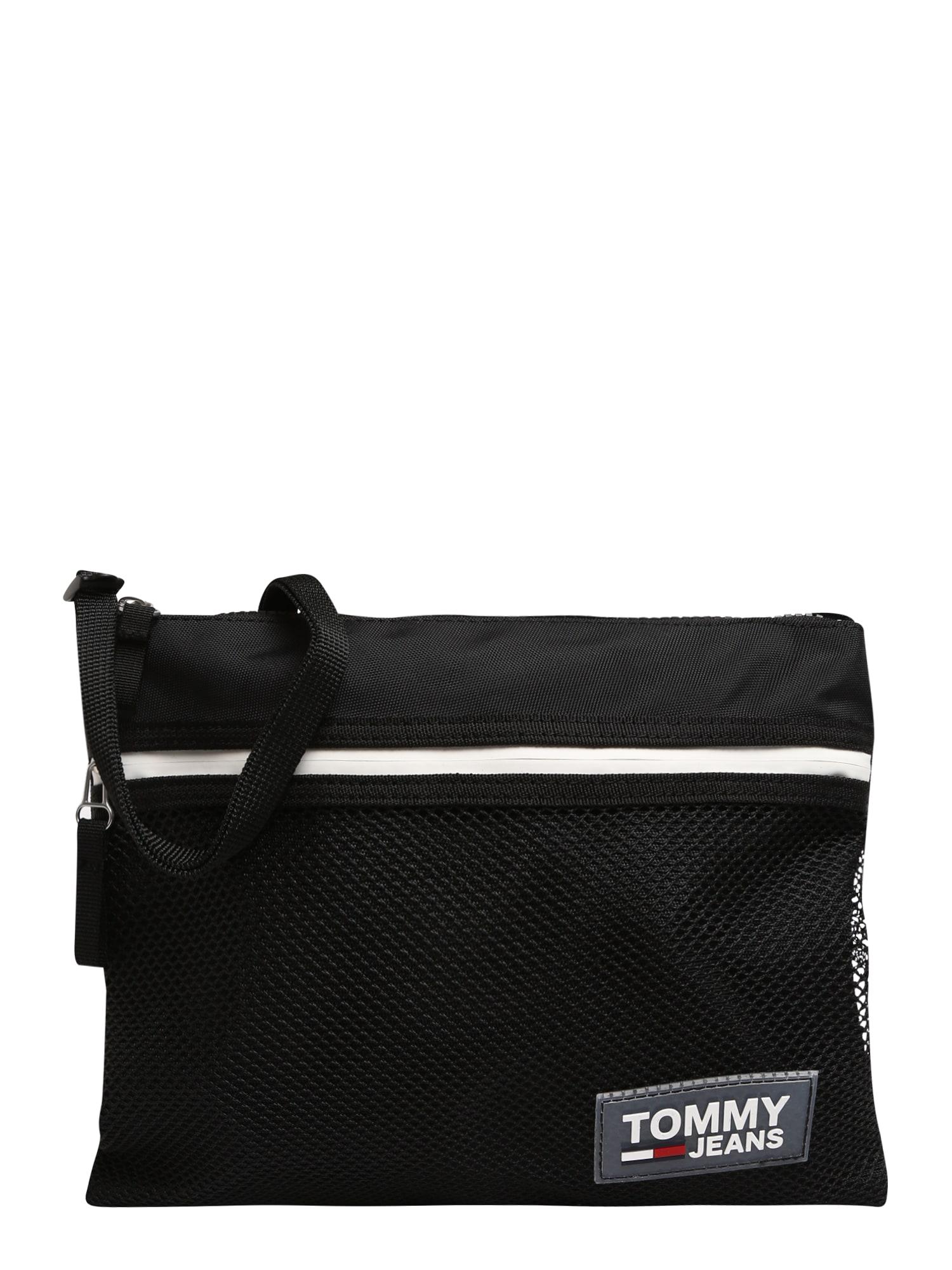Taška přes rameno Urban Pouch černá Tommy Jeans
