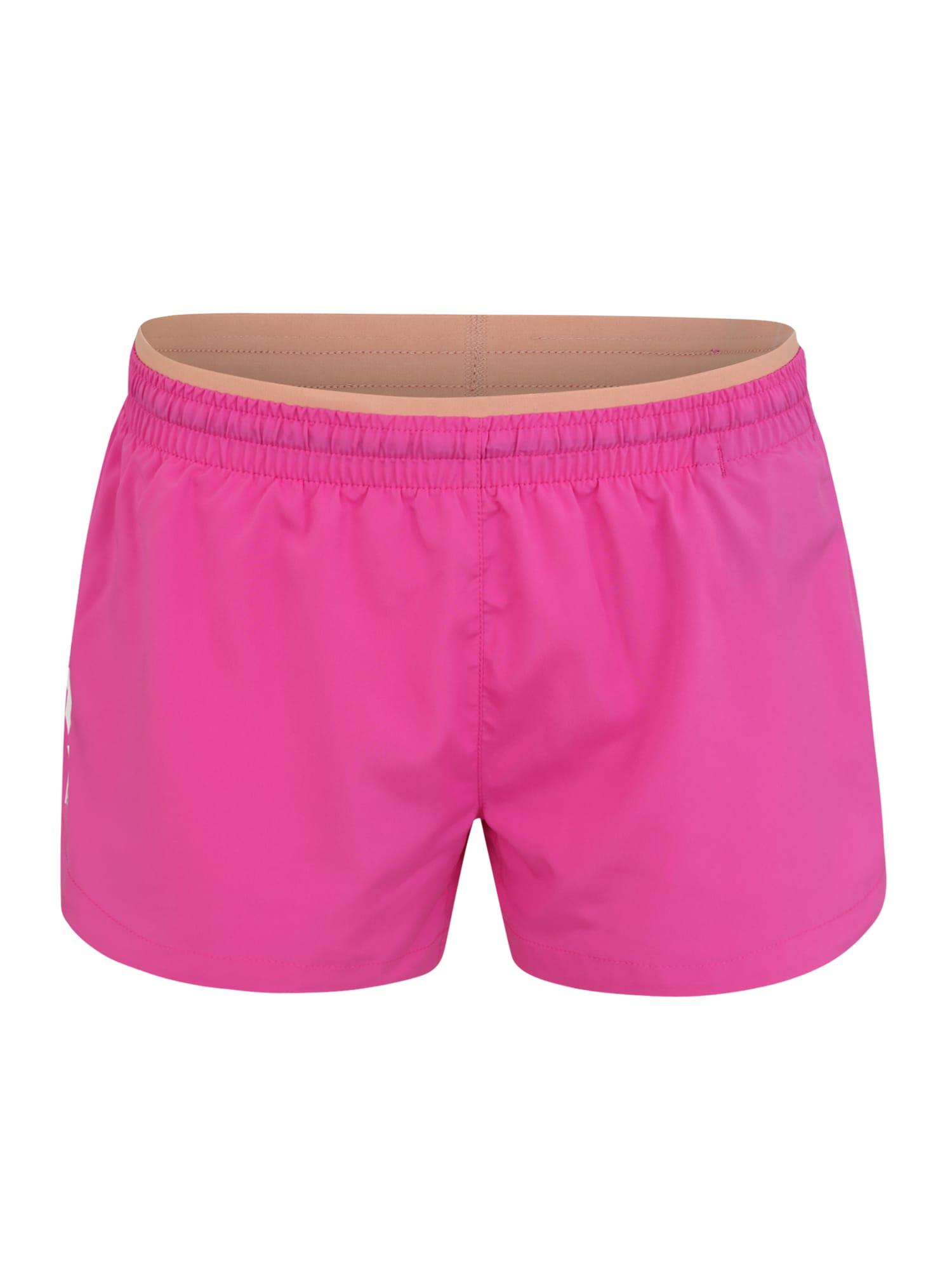 Sportovní kalhoty W NK ELEVATE TRCK GX pink NIKE