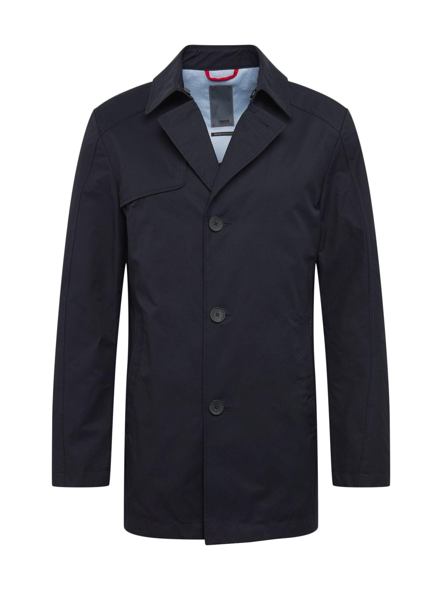 Přechodný kabát CIASTON tmavě modrá CINQUE