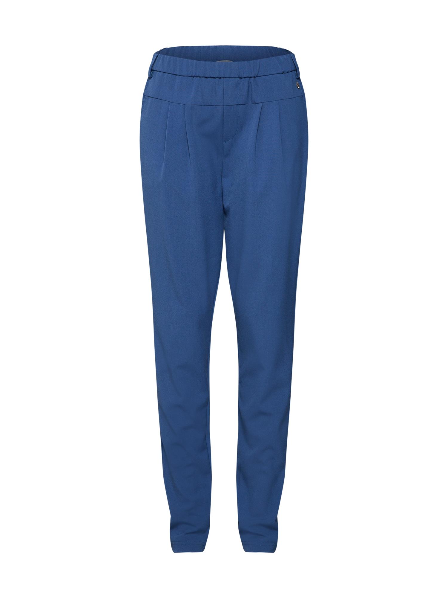 Kalhoty Sarah námořnická modř CULTURE