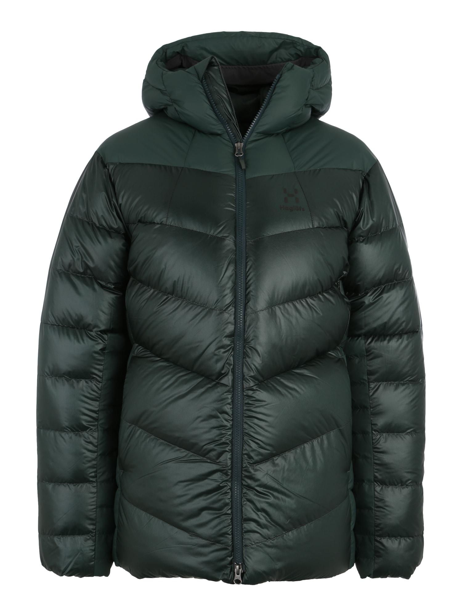 Outdoorová bunda Magi jedle Haglöfs