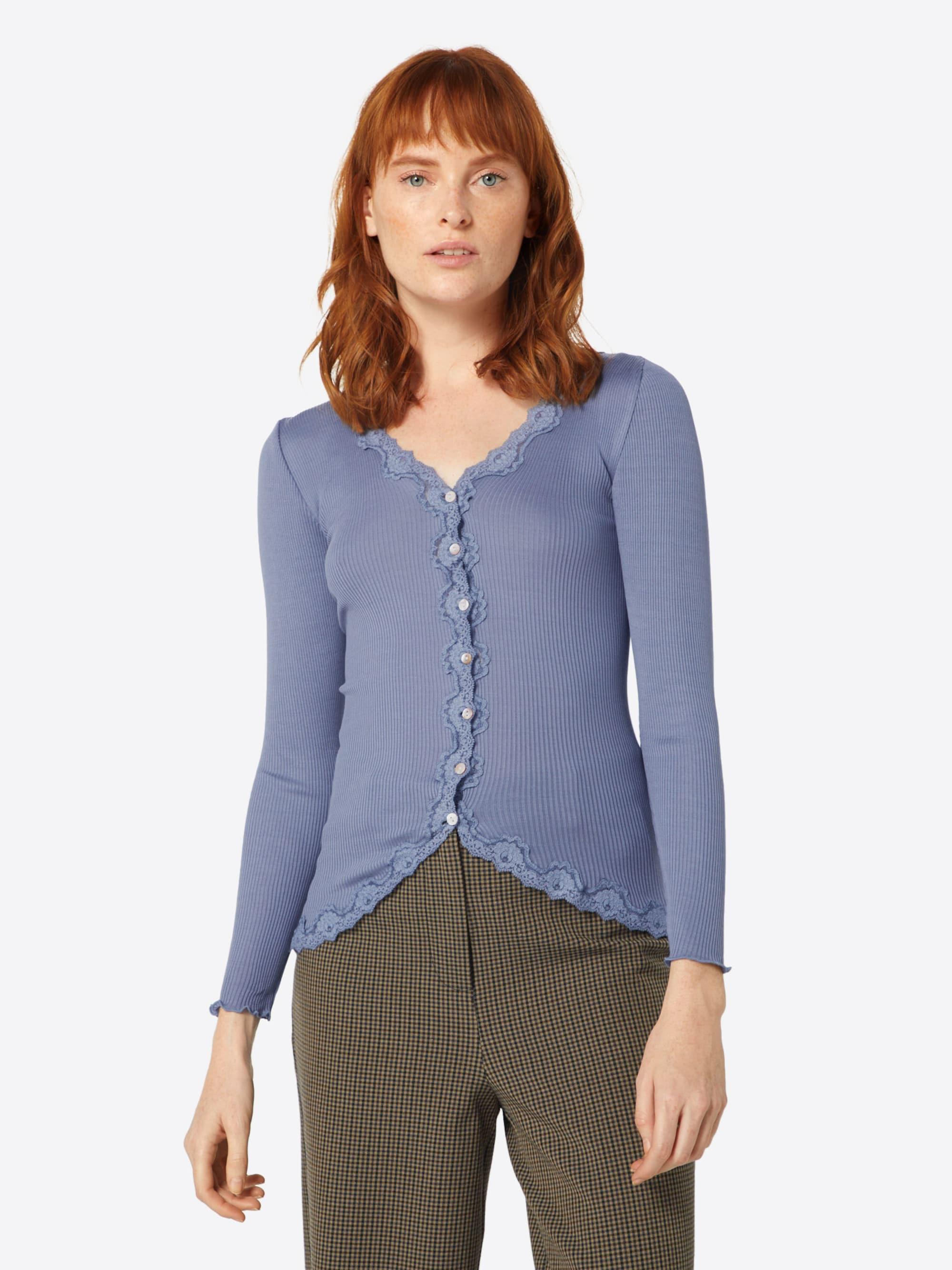 Gebreid vest 'Silk'