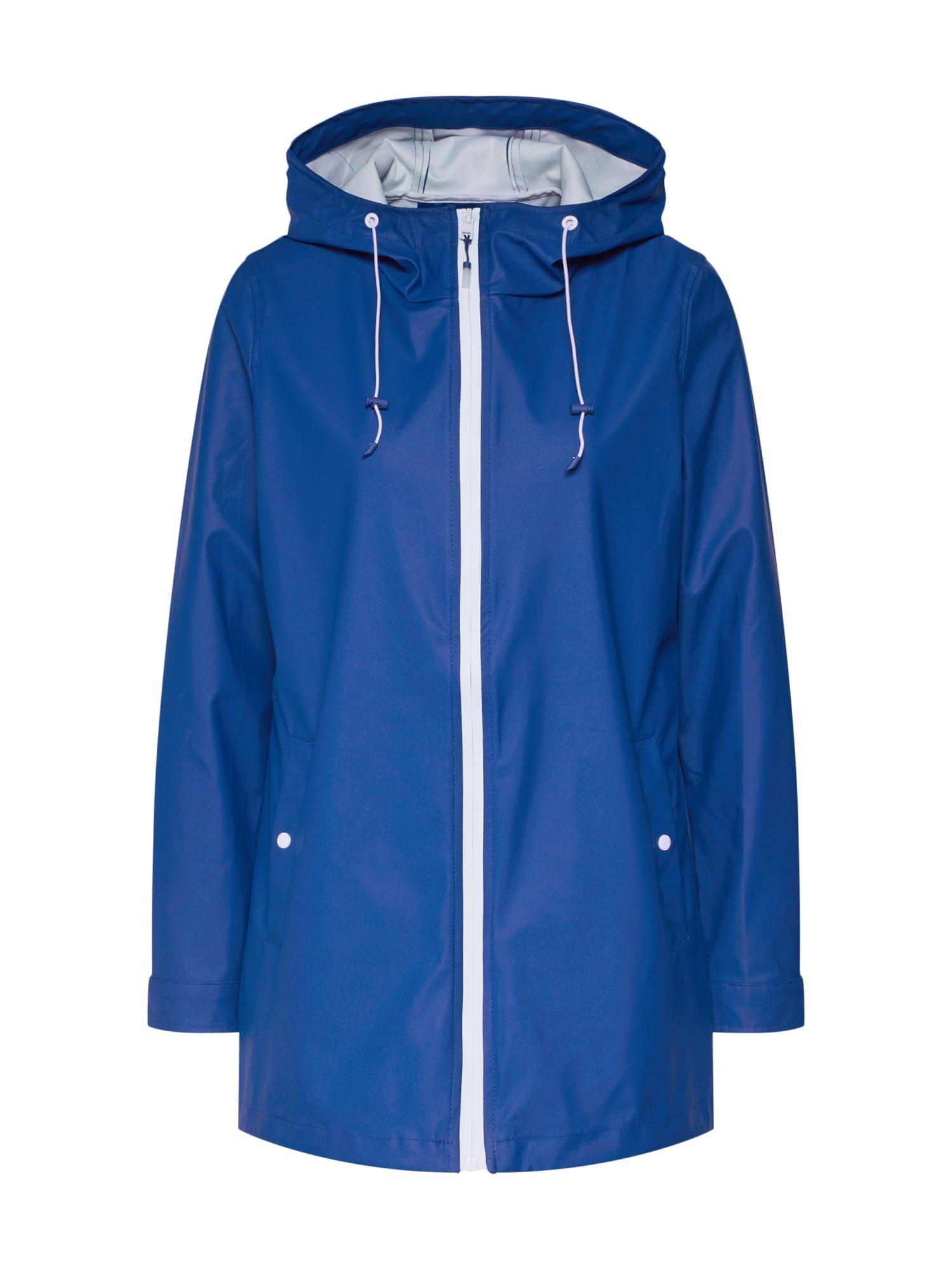 Přechodný kabát onlWINDY RAINCOAT námořnická modř ONLY