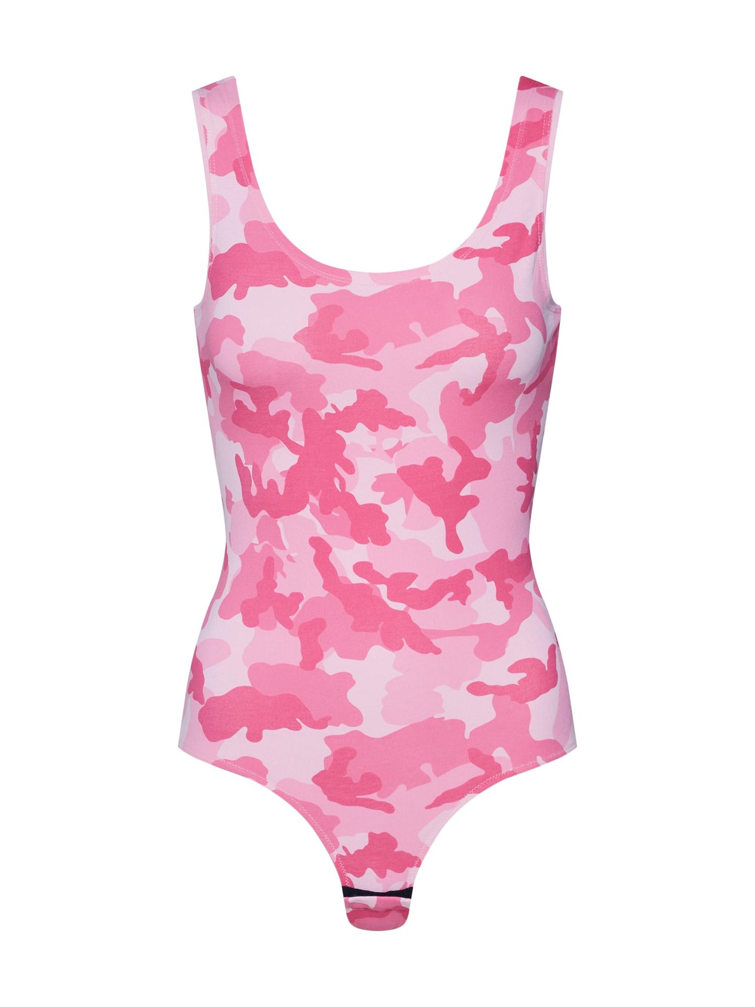 Body UFTK-BODY TOP pink DIESEL