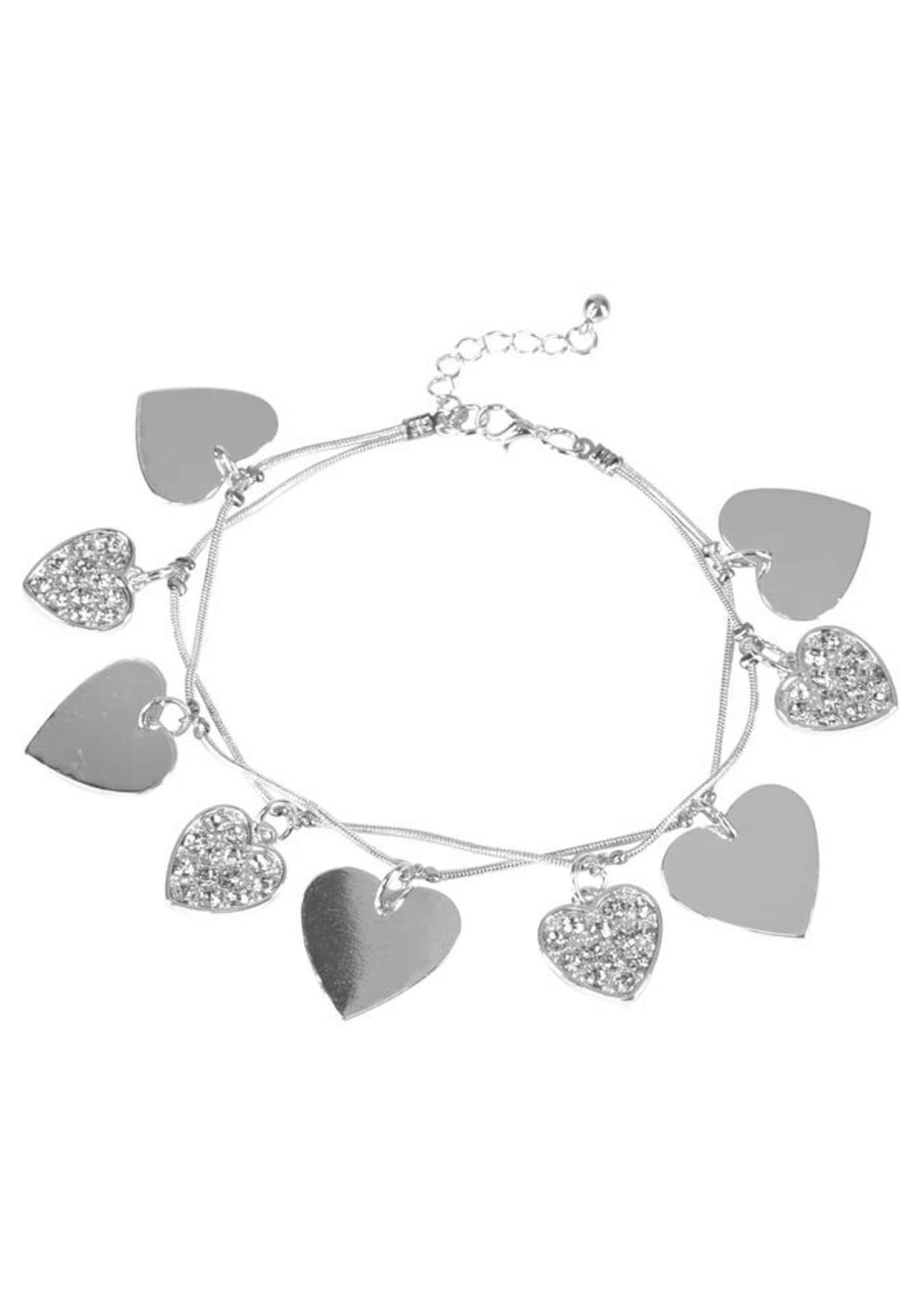 J. Jayz, Dames Armband, zilver