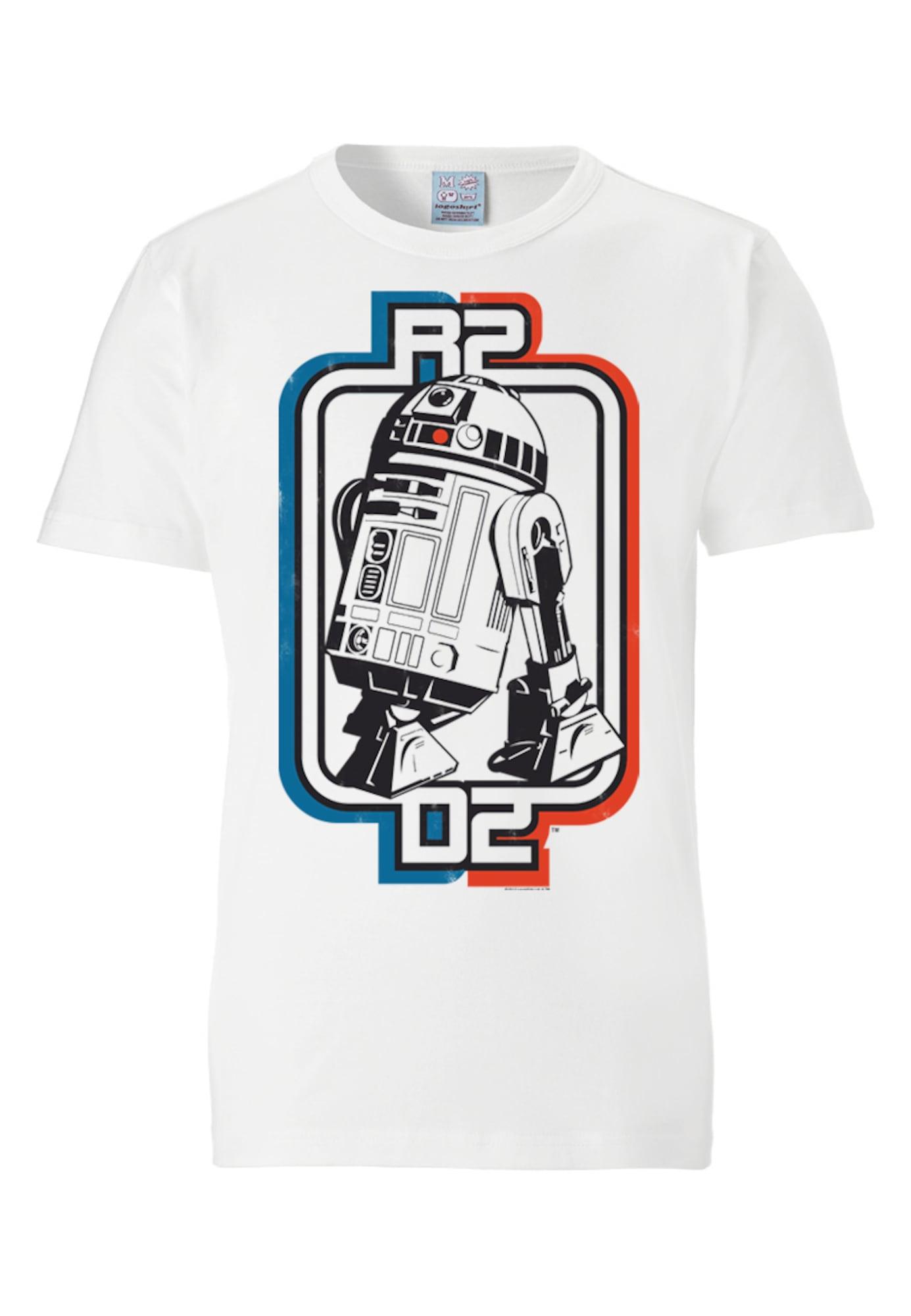 T-Shirt R2D2 | Bekleidung > Shirts > T-Shirts | Logoshirt