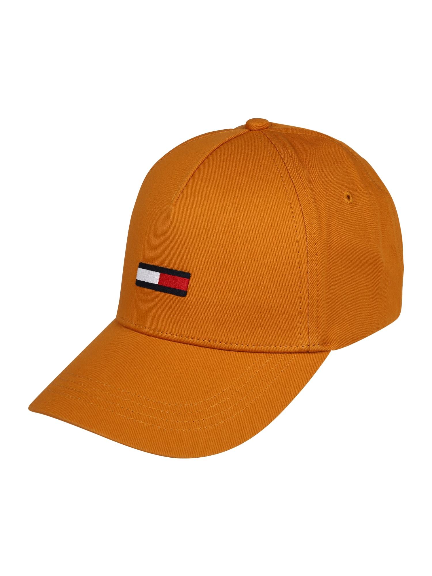 Tommy Jeans Čiapka 'FLAG CAP'  žlté