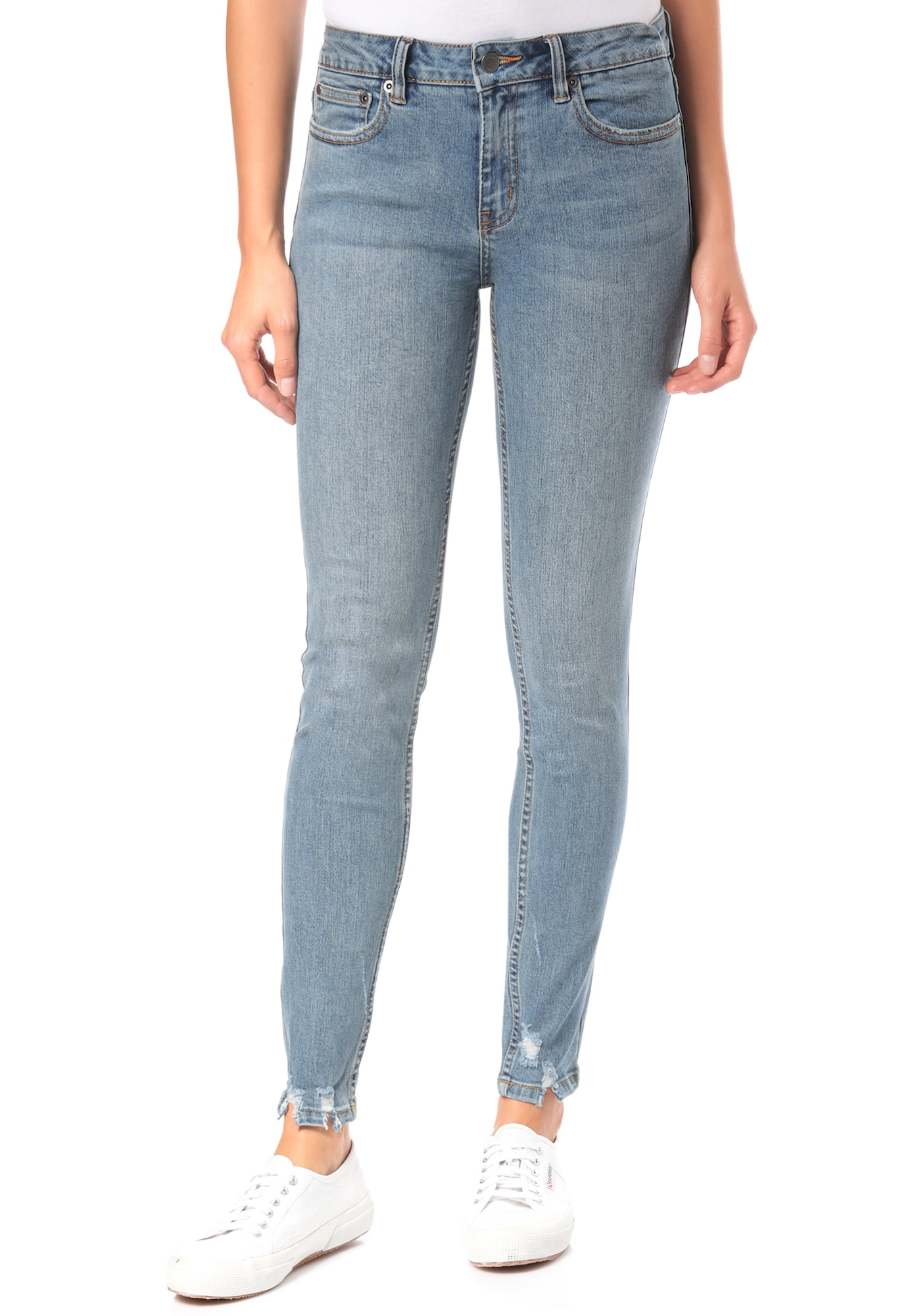 Jeans 'Dayley' | Bekleidung > Jeans | Blue | RVCA