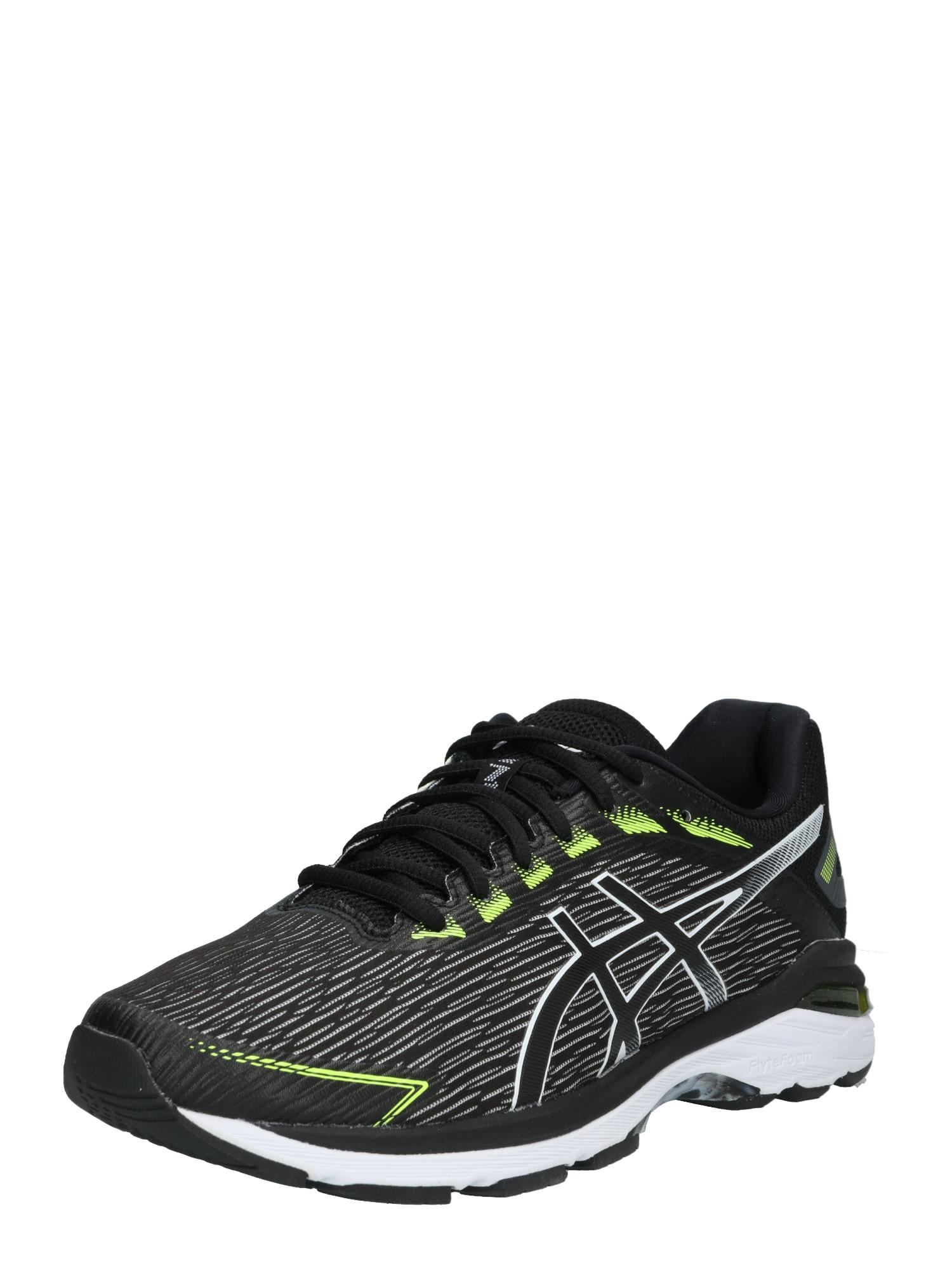 Běžecká obuv GT-2000 7 TWIST žlutá šedá černá ASICS