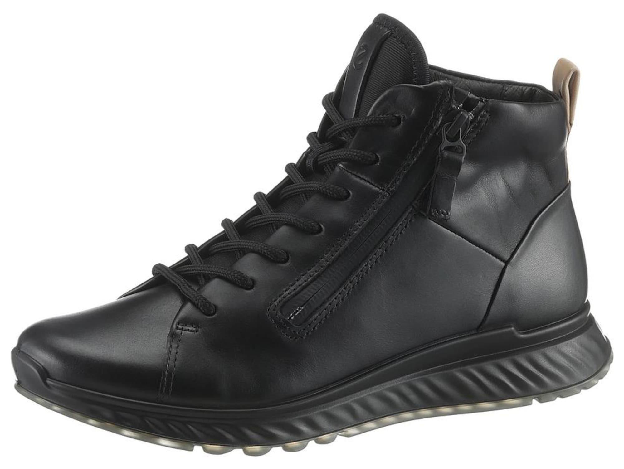 Schnürboots | Schuhe > Boots > Schnürboots | Schwarz | ECCO