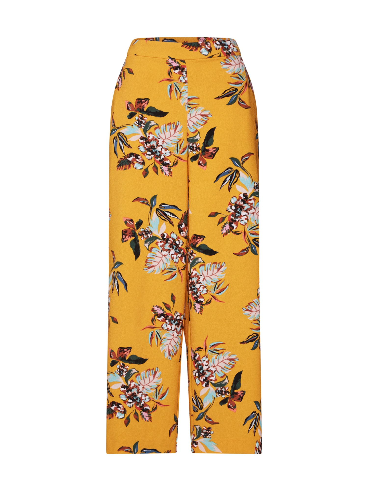 Kalhoty PIPER žlutá zelená růžová ONLY
